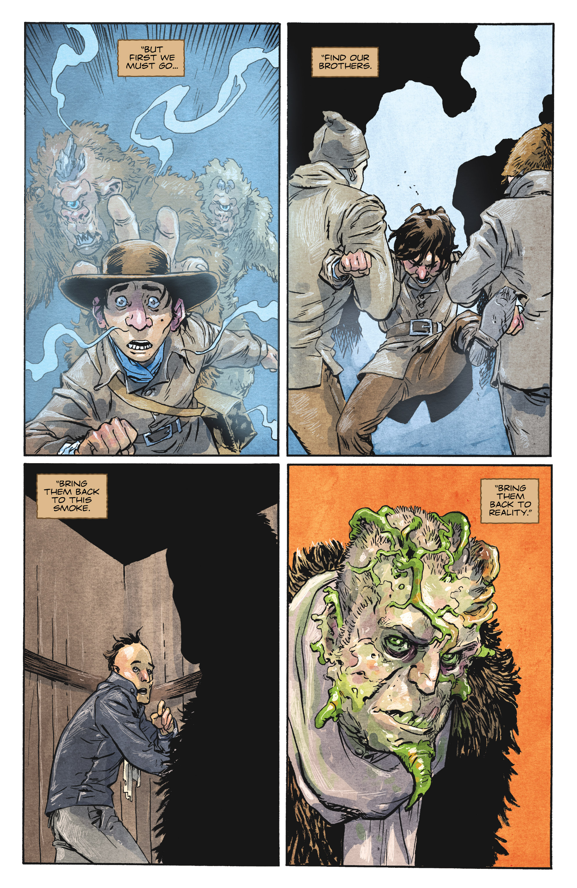 Read online Manifest Destiny comic -  Issue #29 - 12
