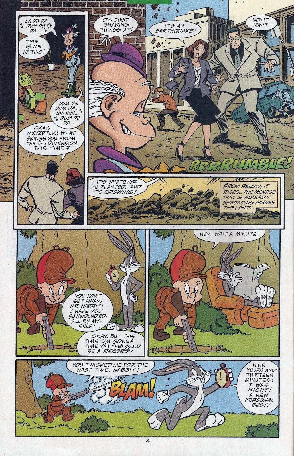 Superman & Bugs Bunny Issue #1 #1 - English 6