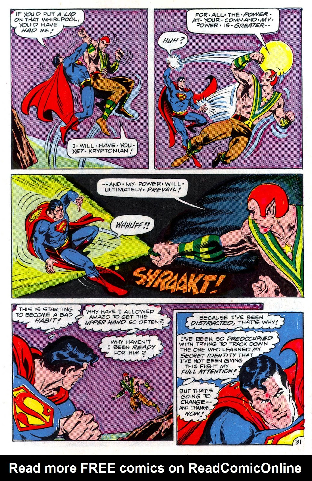 Read online Superman Special (1983) comic -  Issue #3 - 32