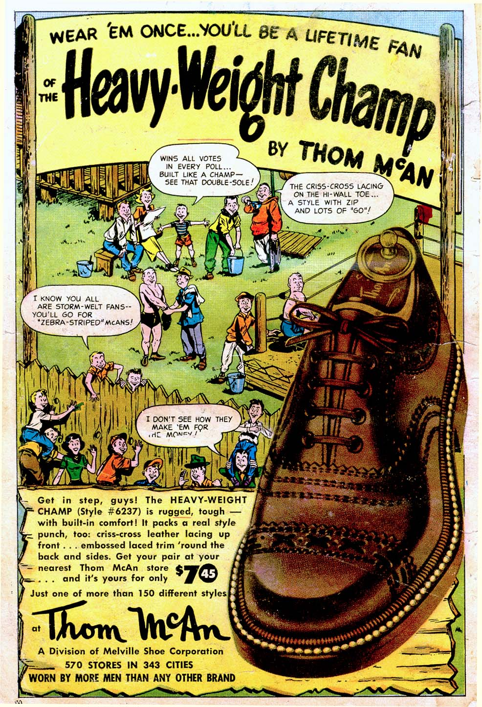 Read online Adventure Comics (1938) comic -  Issue #183 - 44