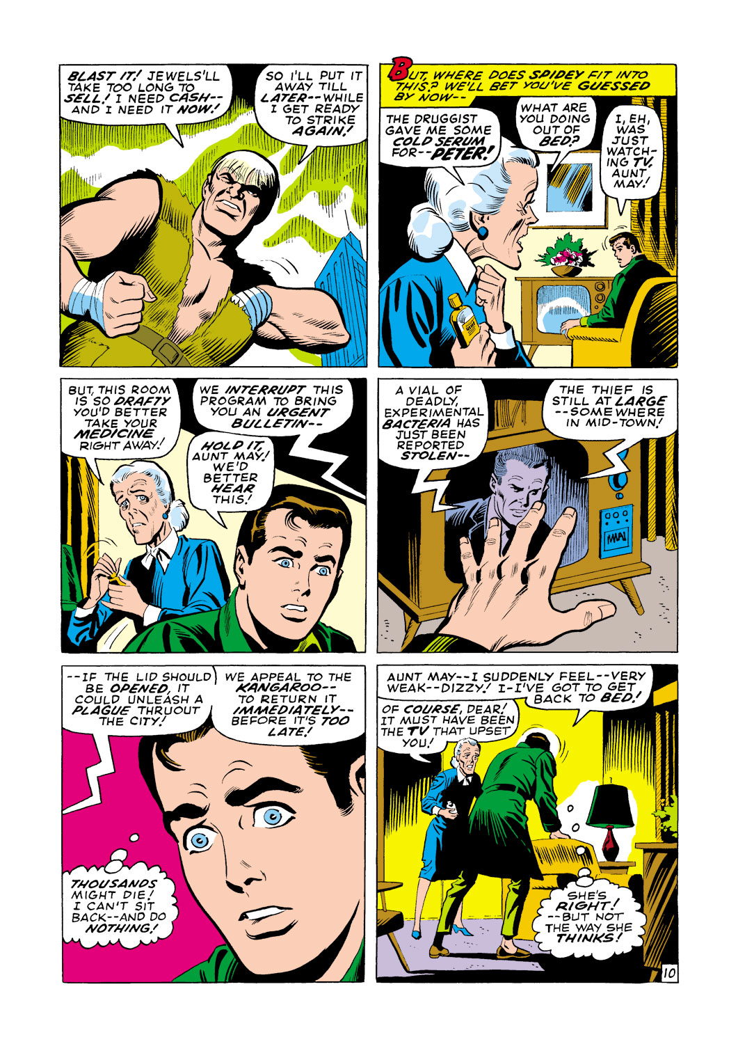 The Amazing Spider-Man (1963) 81 Page 10