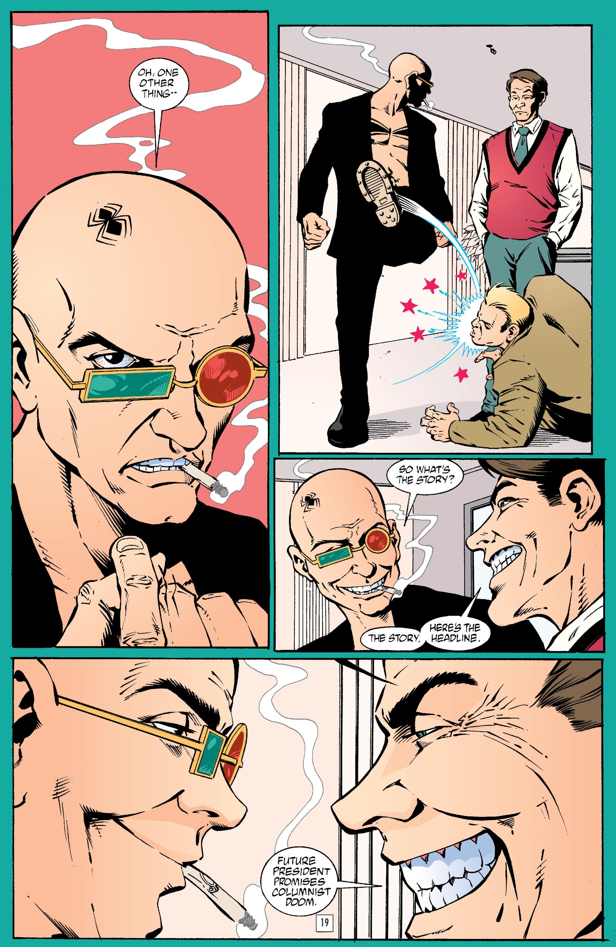Read online Transmetropolitan comic -  Issue #23 - 20