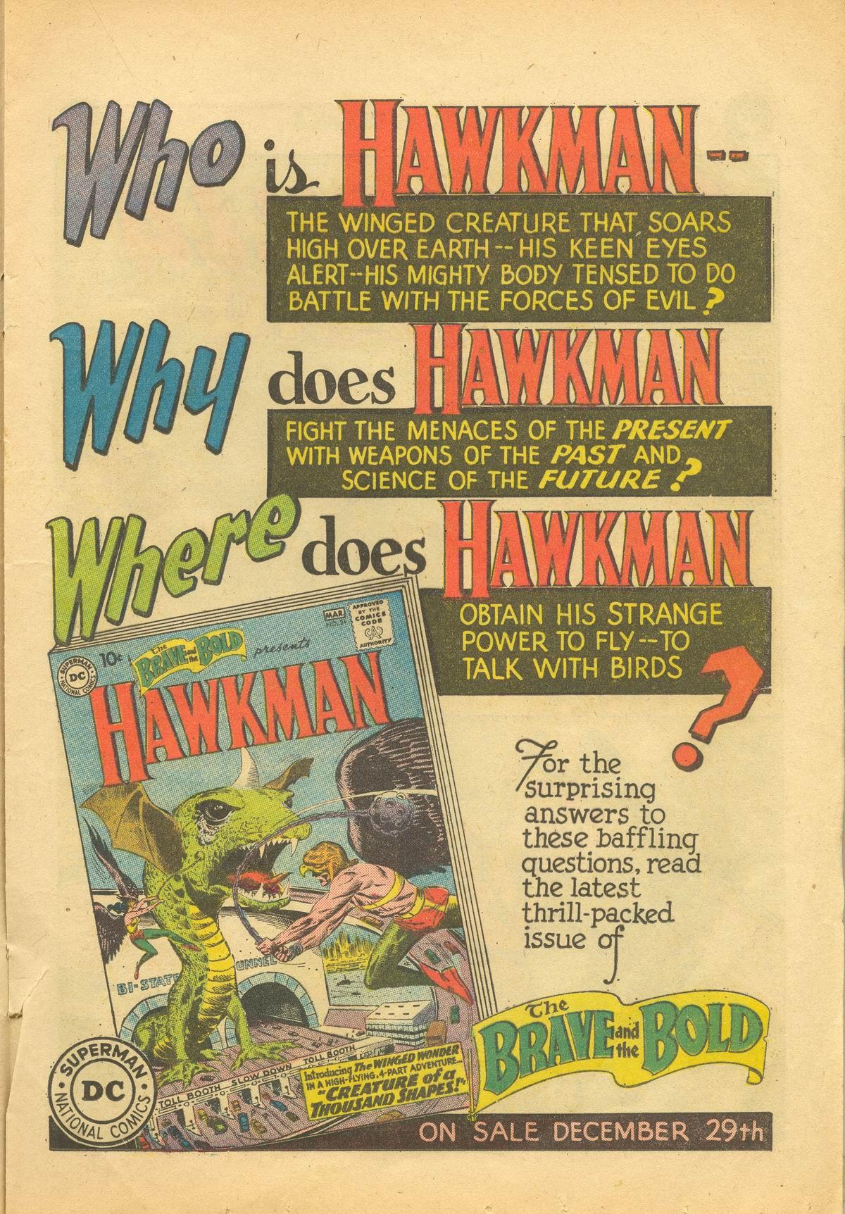 Read online Adventure Comics (1938) comic -  Issue #281 - 17
