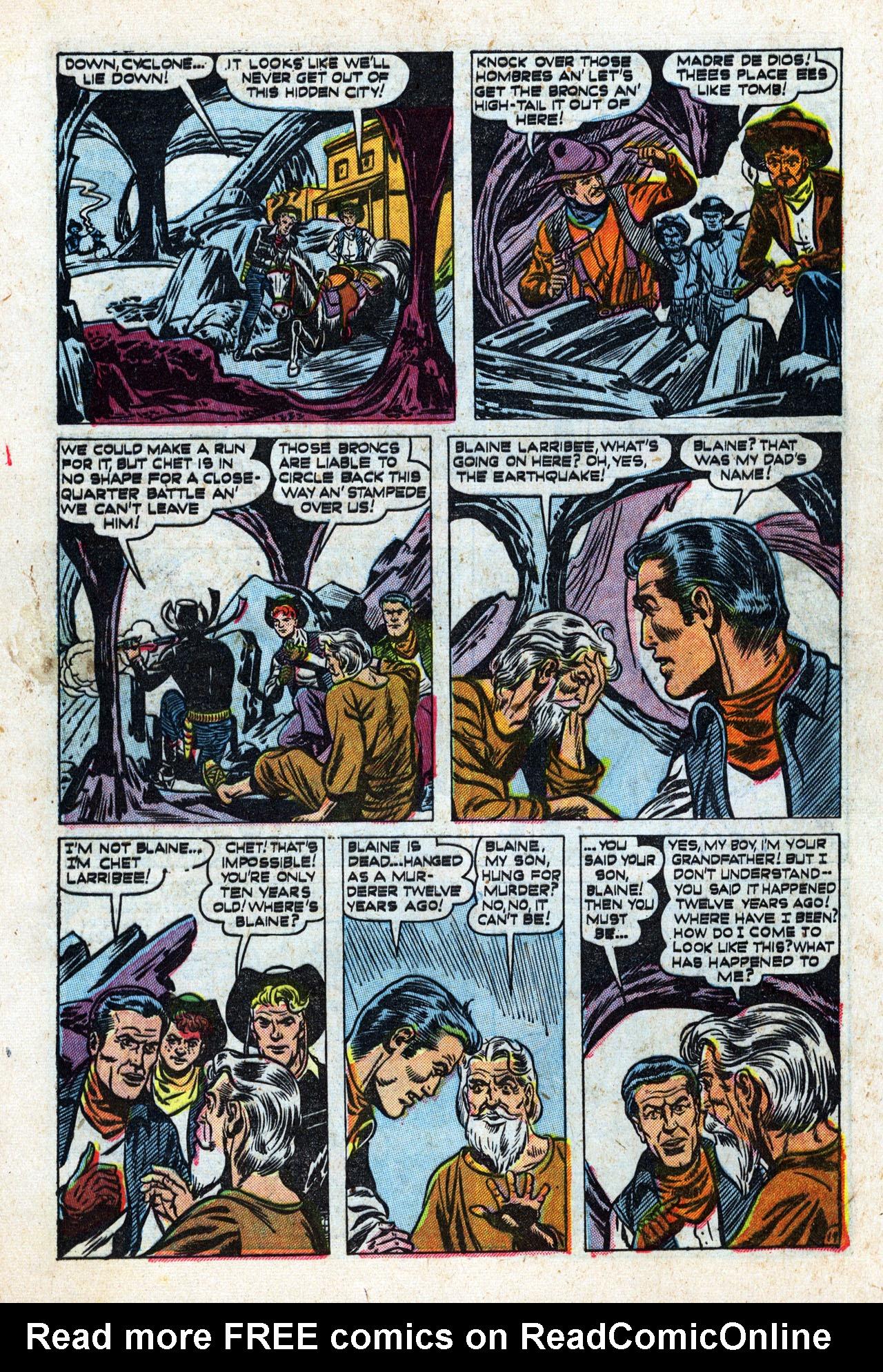 Read online Two-Gun Kid comic -  Issue #10 - 16