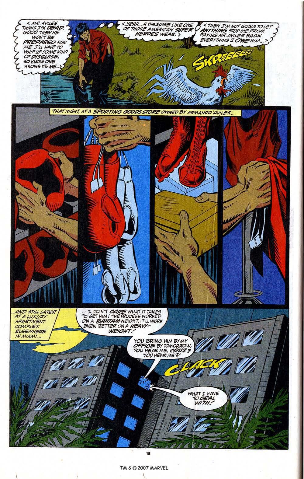 Read online Captain America (1968) comic -  Issue # _Annual 12 - 20