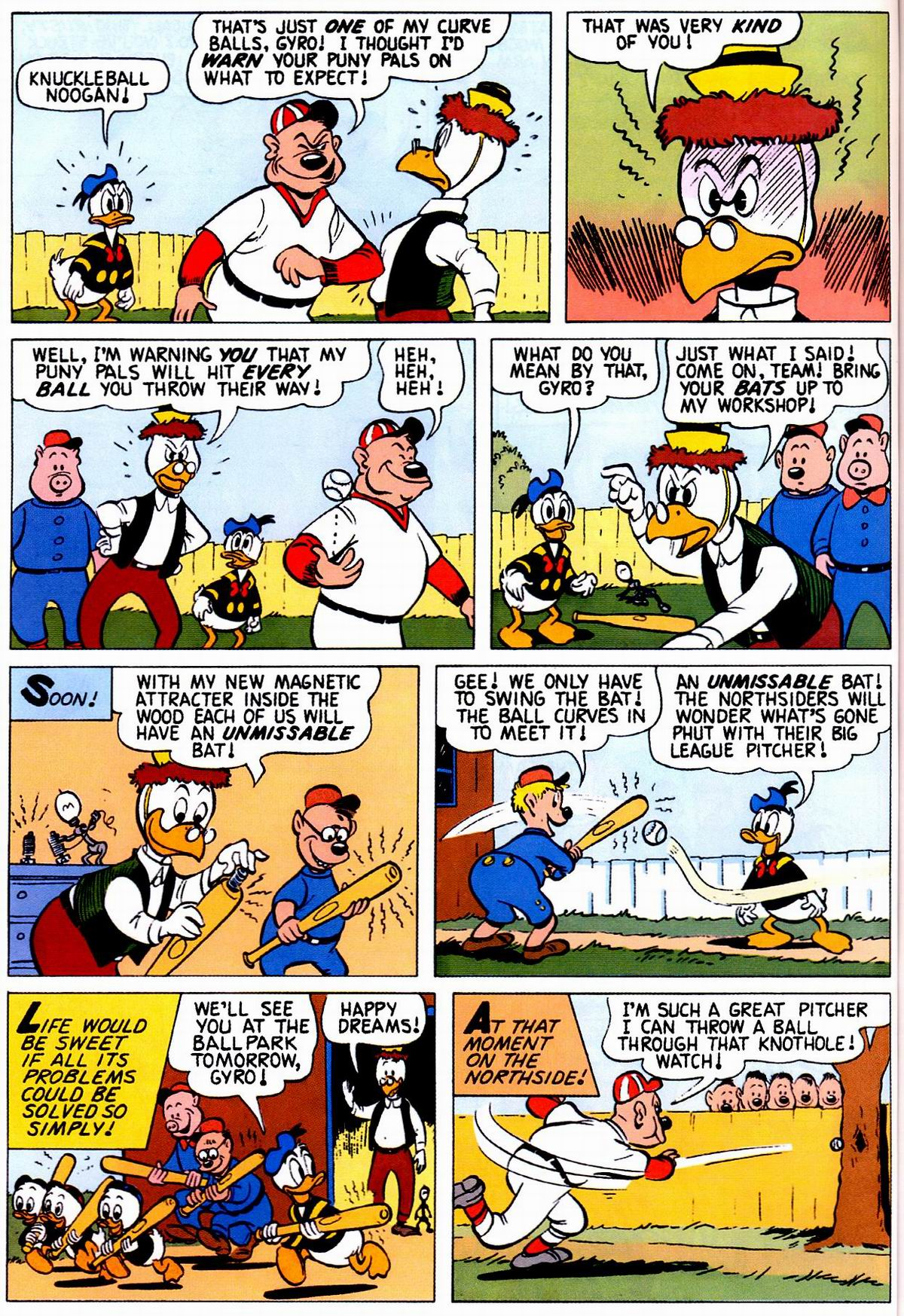 Read online Uncle Scrooge (1953) comic -  Issue #320 - 40