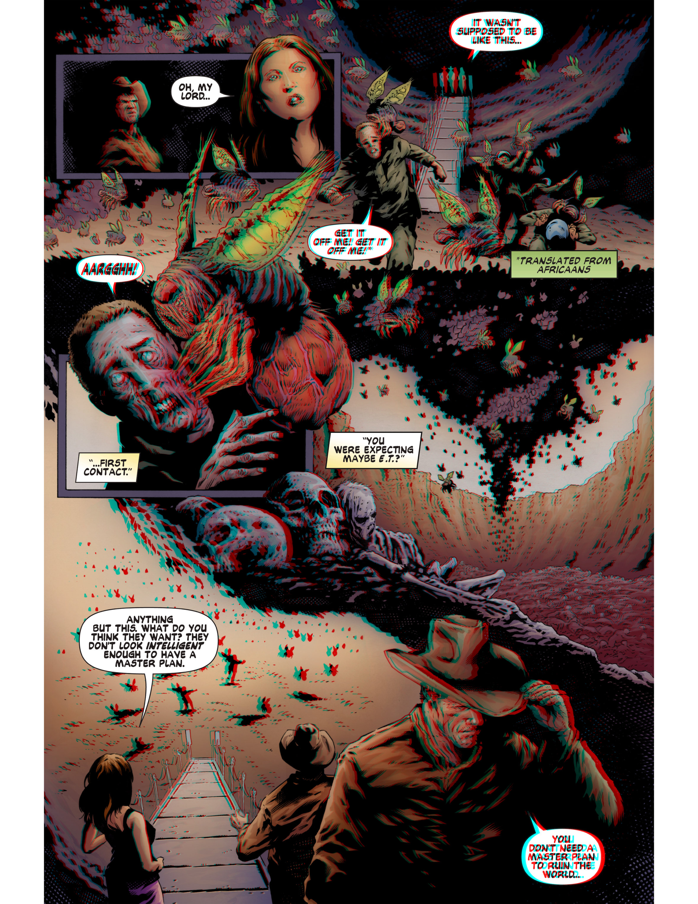 Read online Bad Planet comic -  Issue # TPB - 67