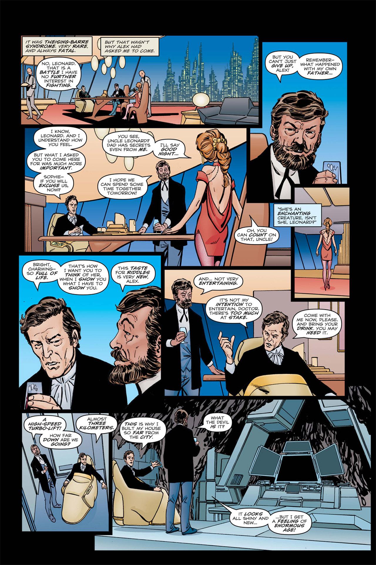 Read online Star Trek: Leonard McCoy, Frontier Doctor comic -  Issue #4 - 19