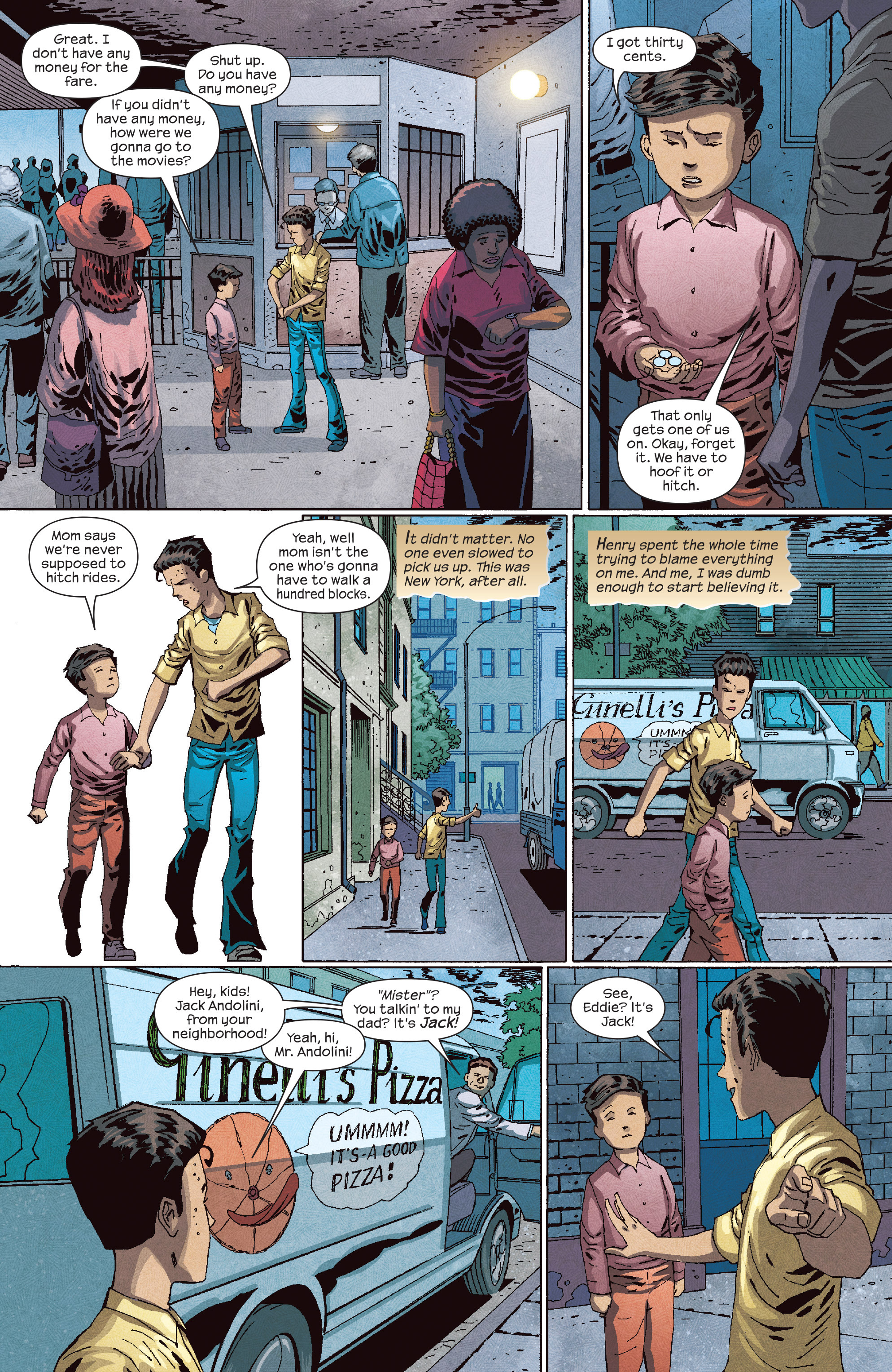 Read online Dark Tower: The Drawing of the Three - The Prisoner comic -  Issue #2 - 15