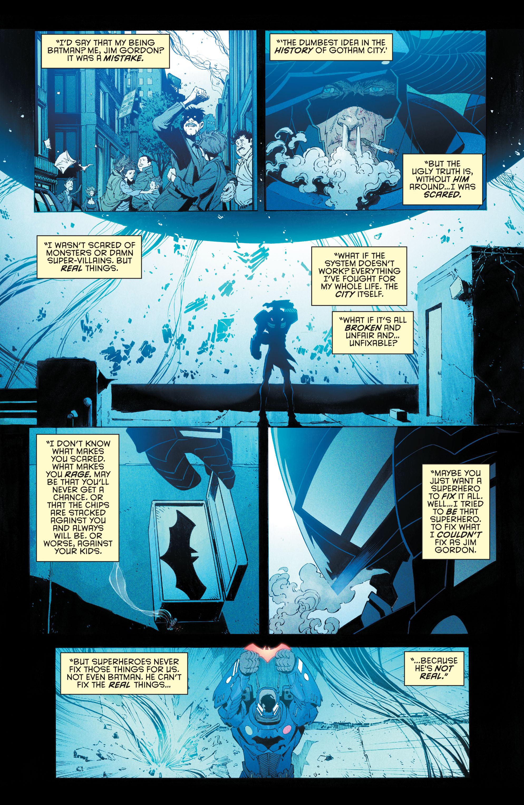 Read online Batman (2011) comic -  Issue # _TPB 9 - 130