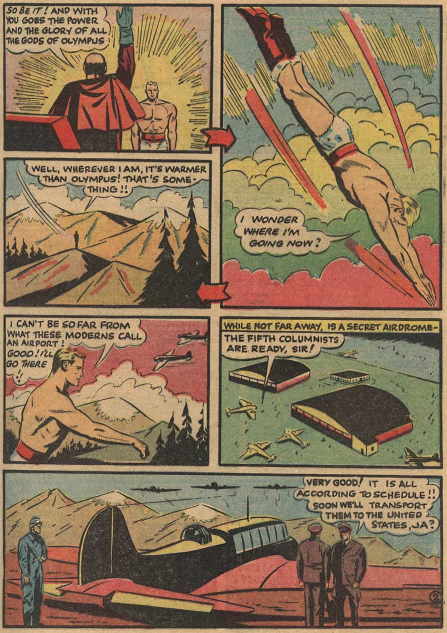 Blue Ribbon Comics (1939) issue 7 - Page 17
