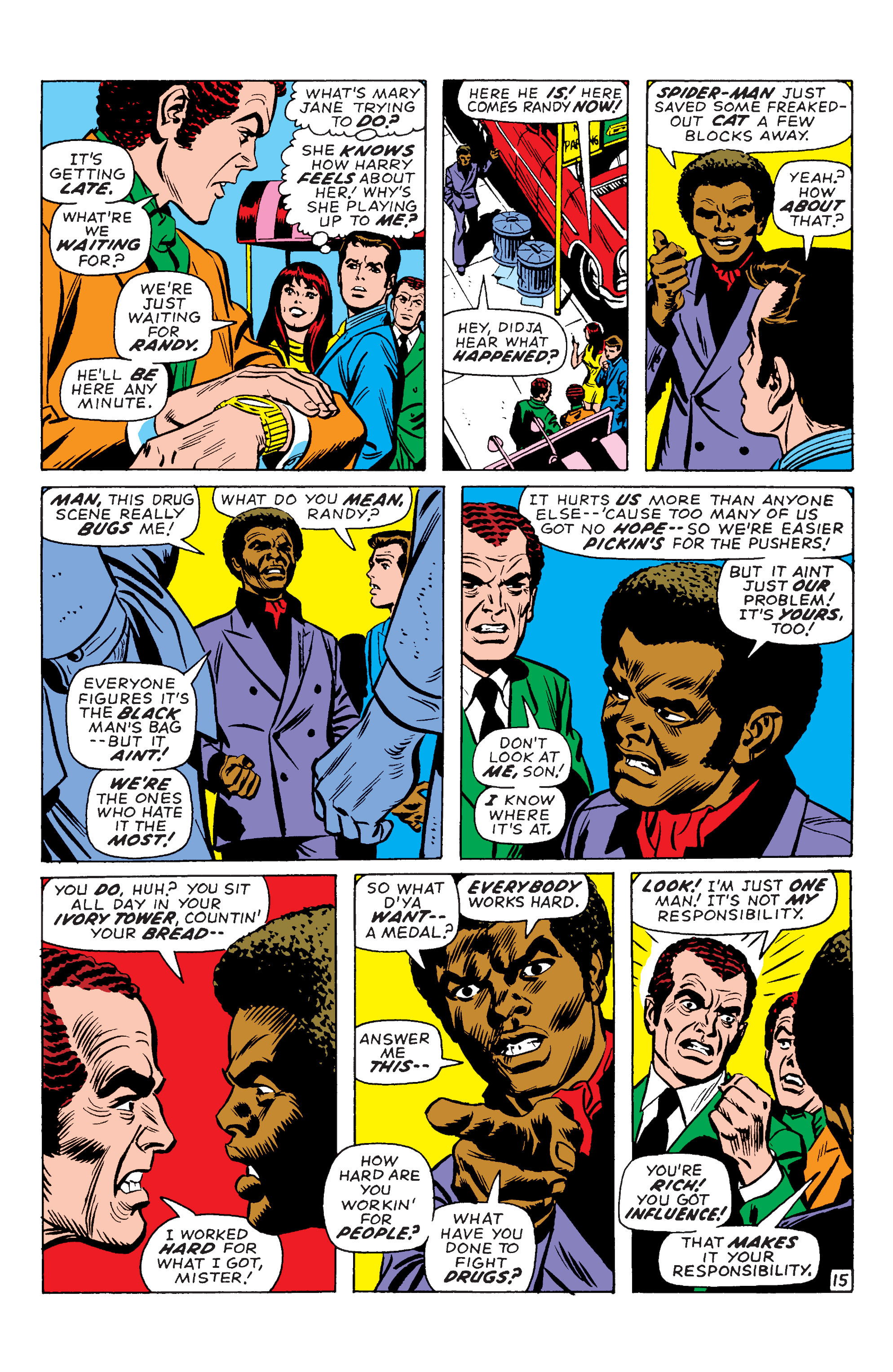 The Amazing Spider-Man (1963) 96 Page 14