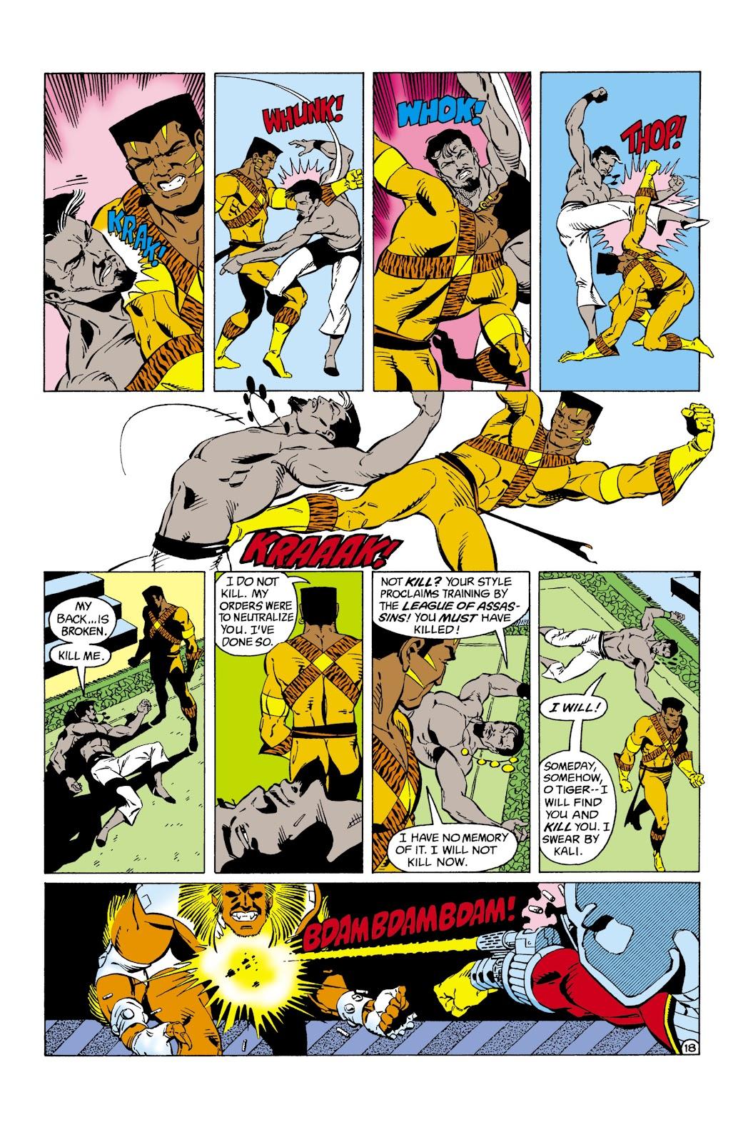 Suicide Squad (1987) Issue #2 #3 - English 19