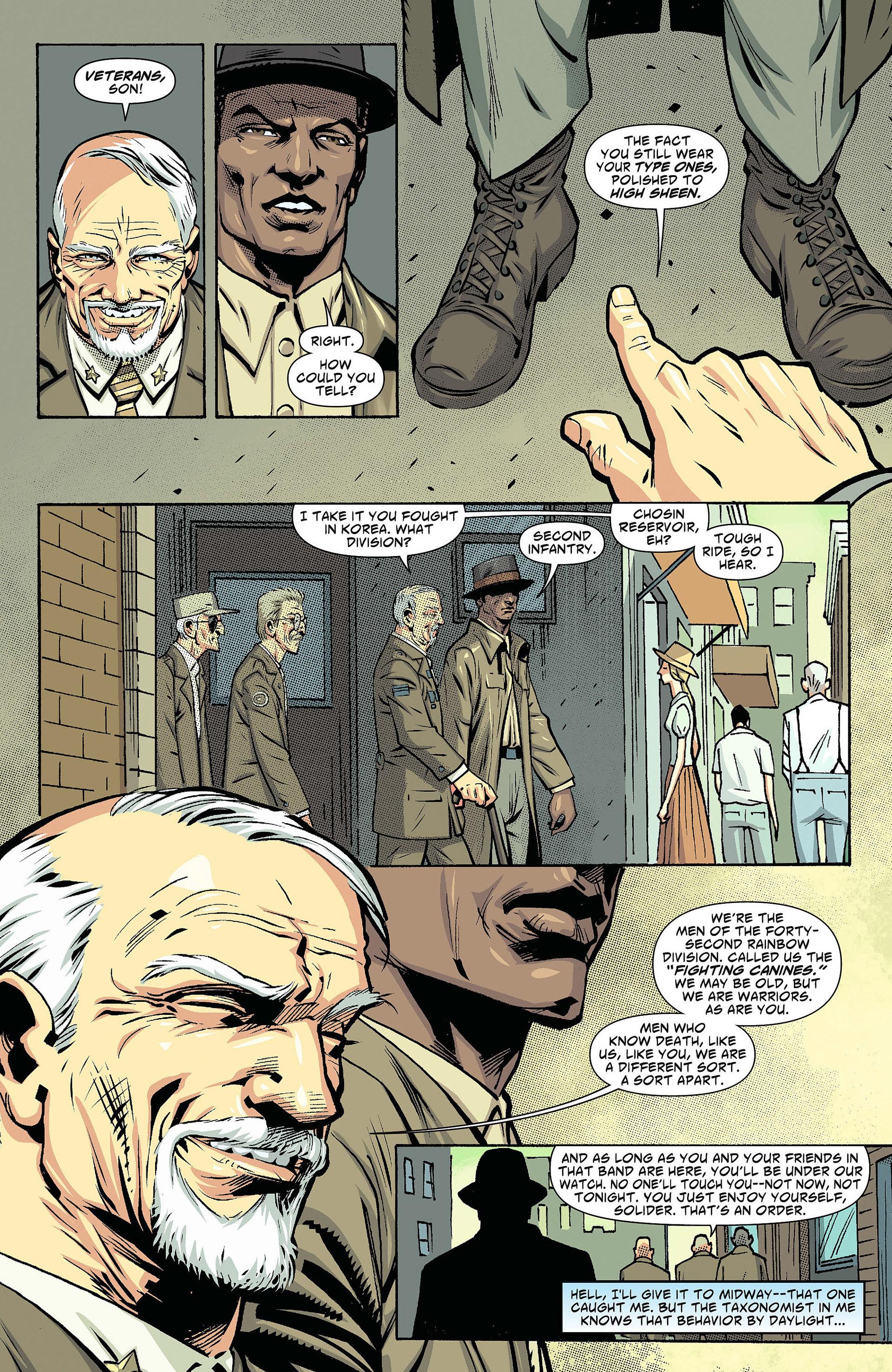 Read online American Vampire comic -  Issue #26 - 16