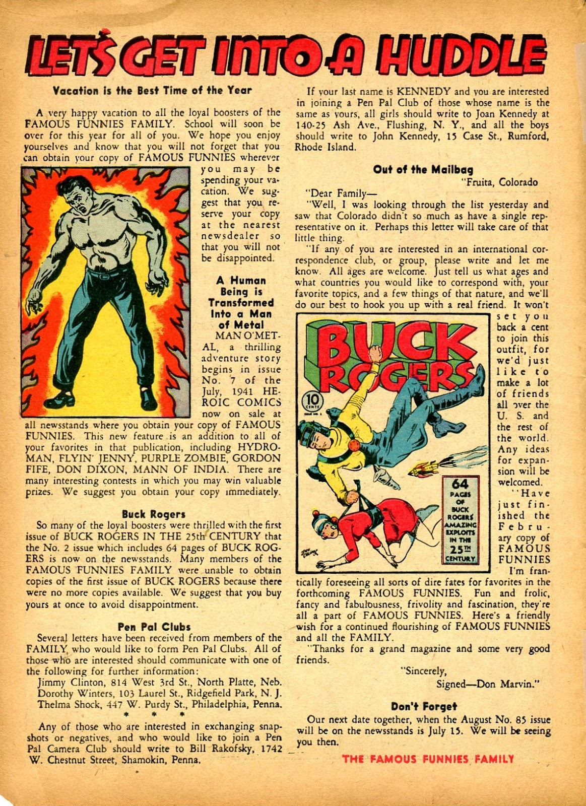 Read online Famous Funnies comic -  Issue #84 - 10