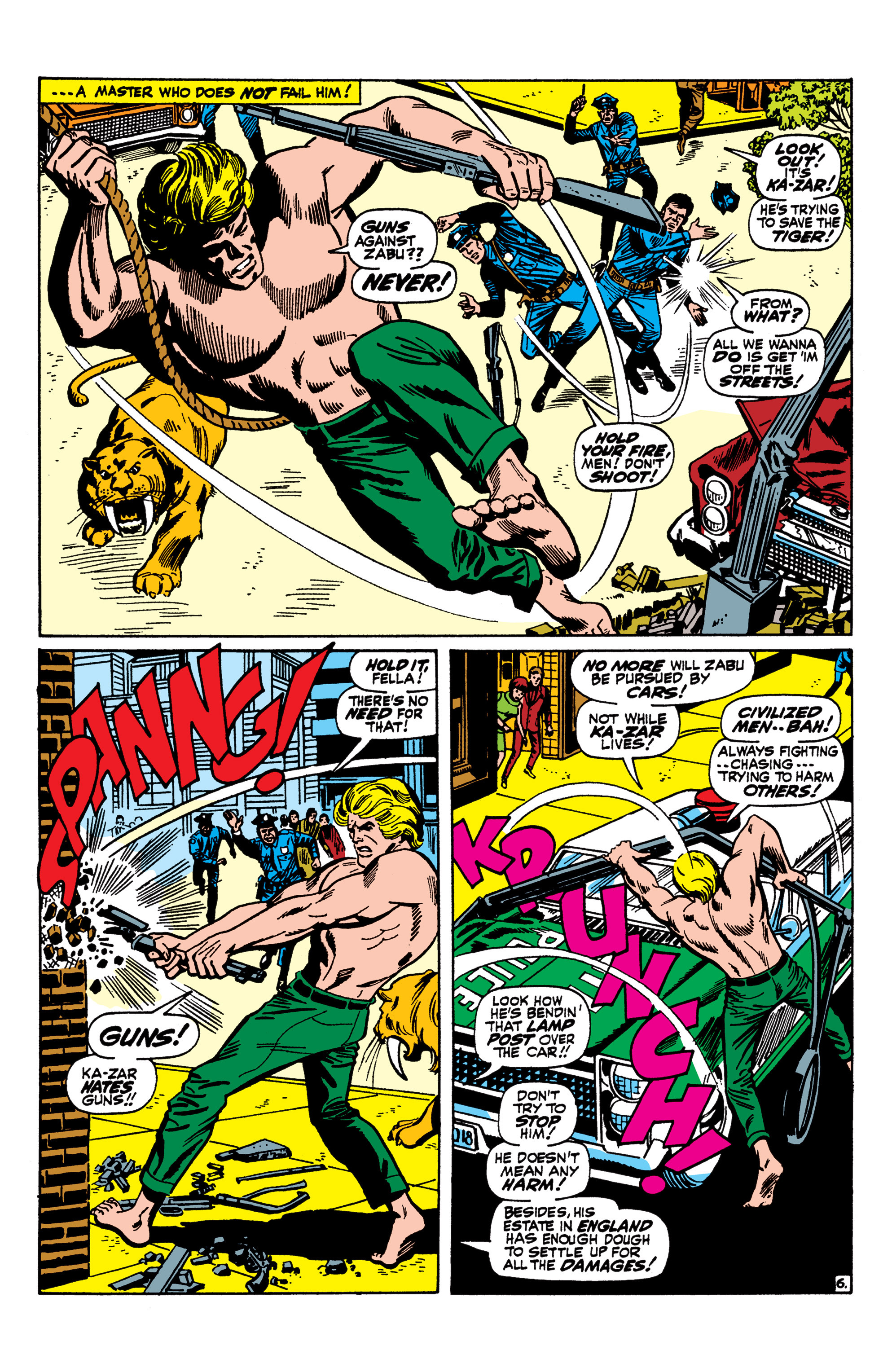 The Amazing Spider-Man (1963) 58 Page 6