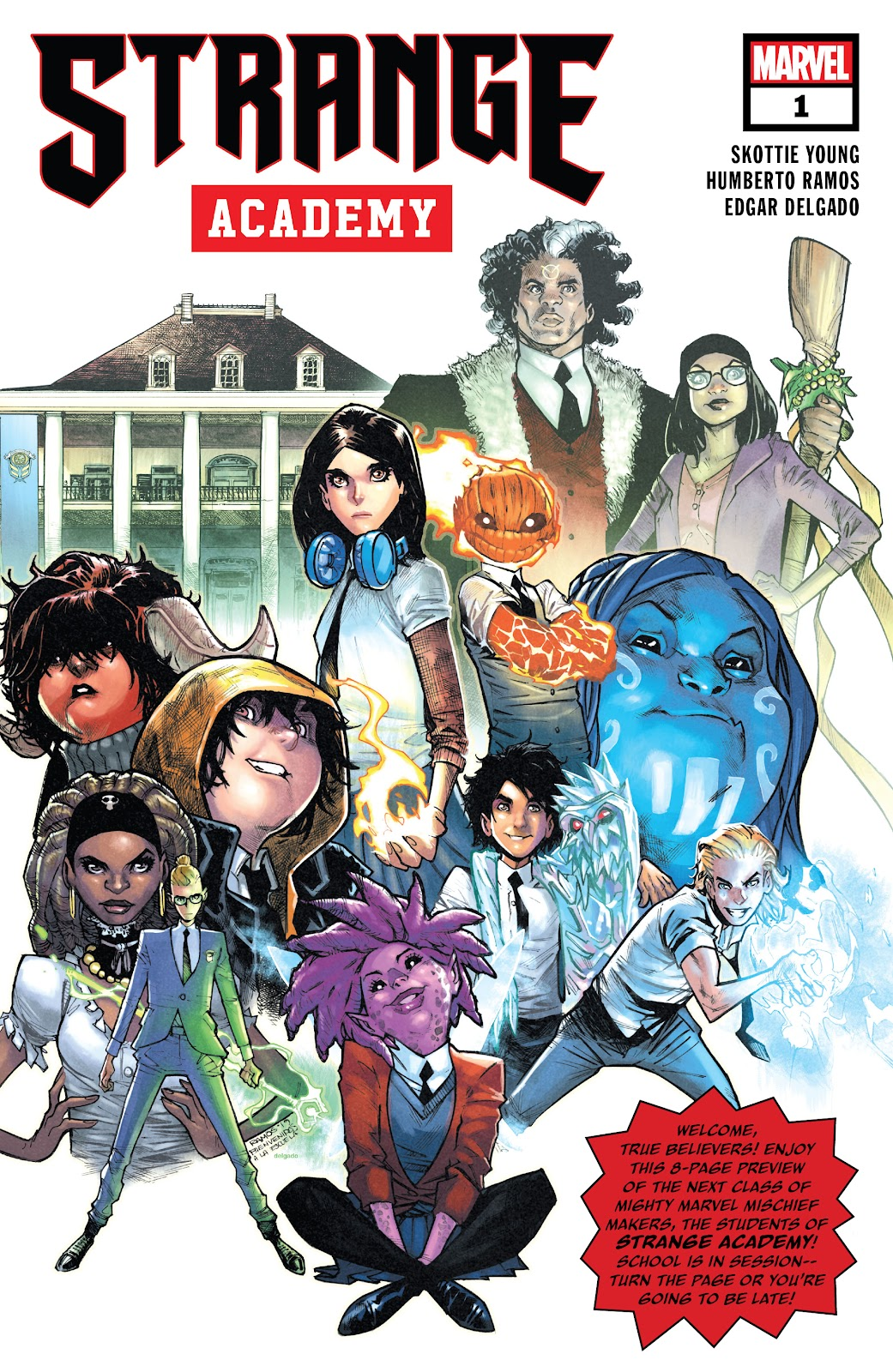 Read online Dr. Strange comic -  Issue #2 - 23