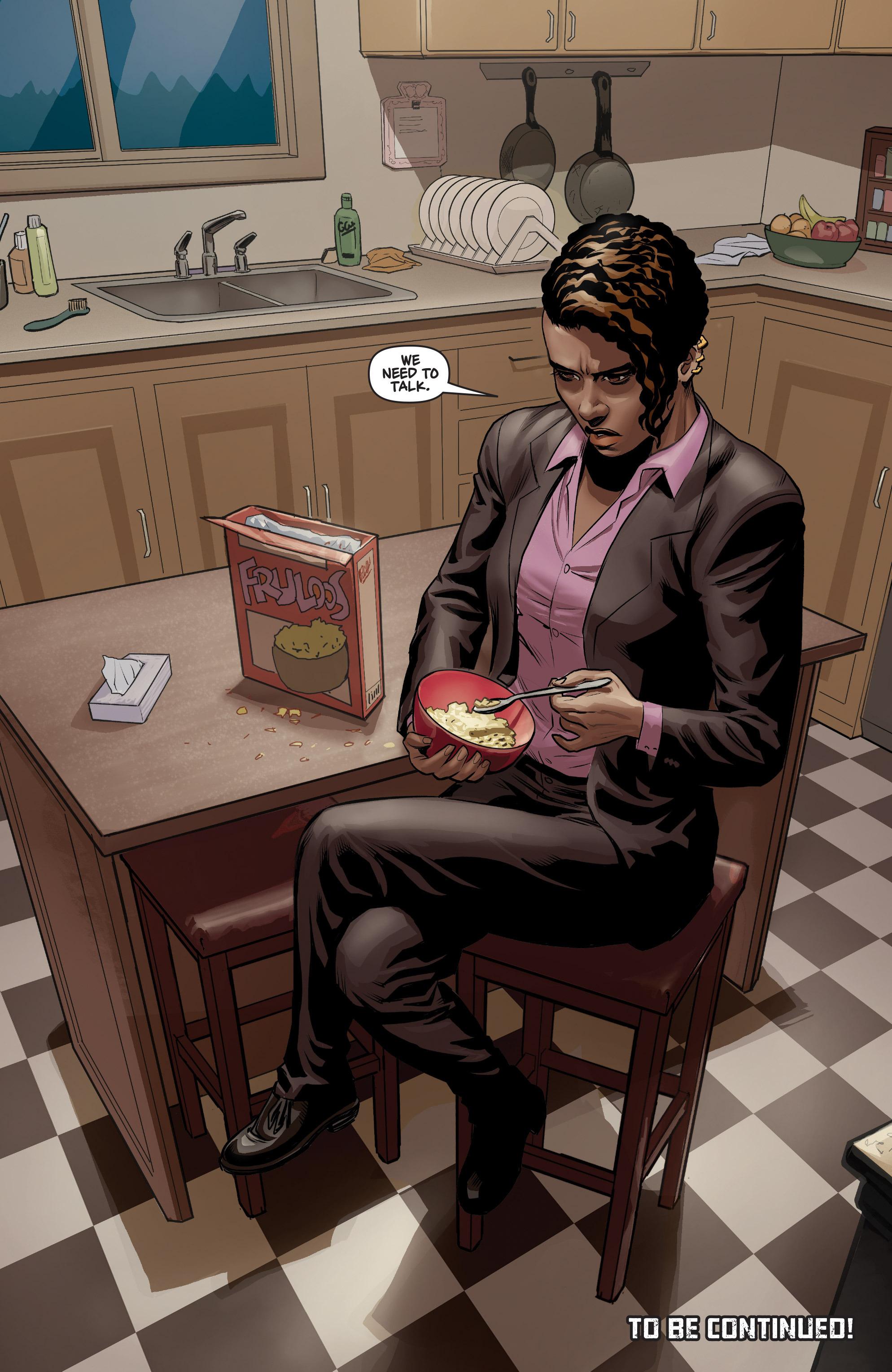 Read online Samaritan: Vertias comic -  Issue #1 - 26