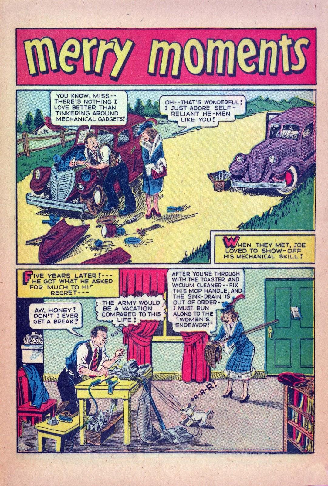 Read online Joker Comics comic -  Issue #18 - 25