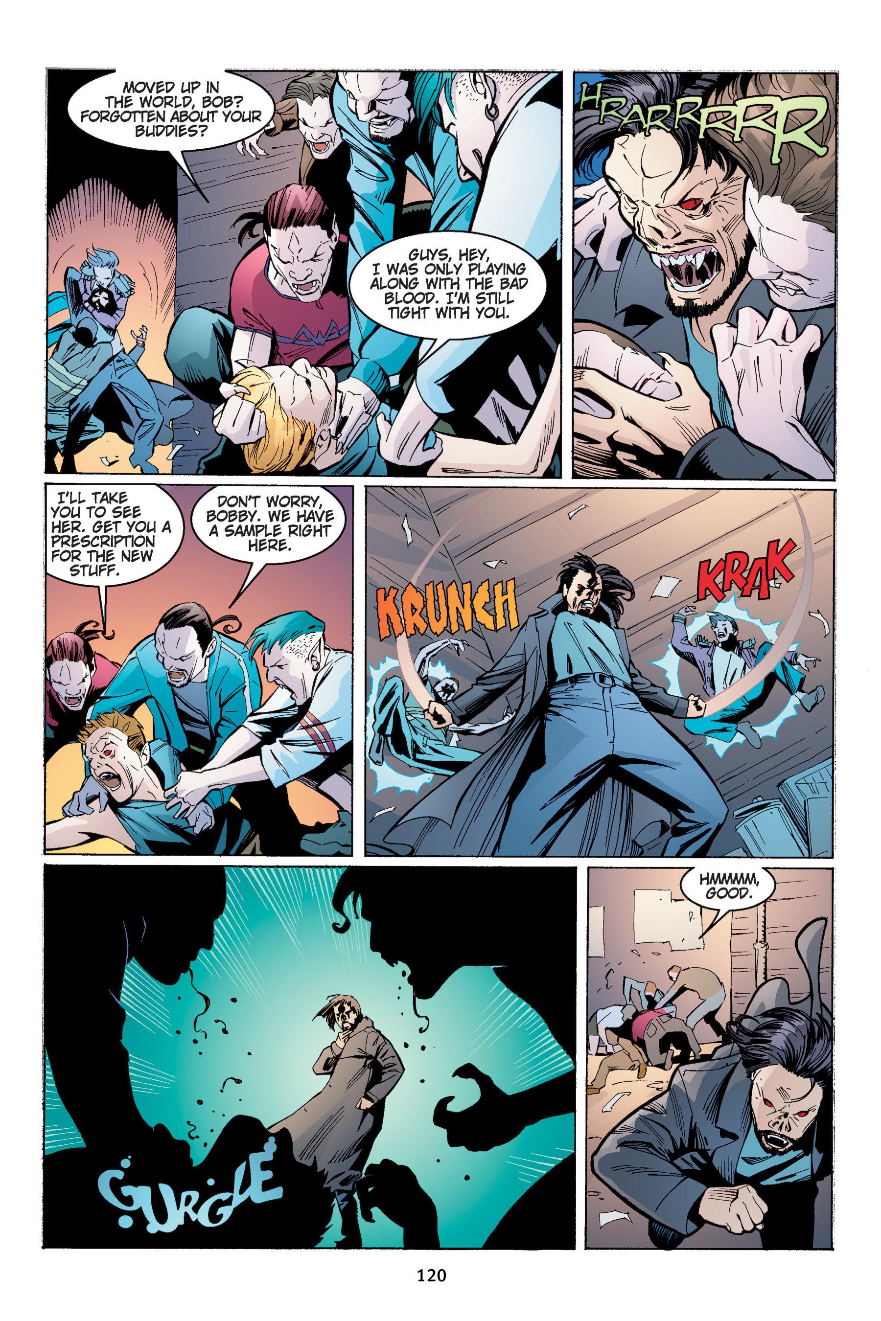 Read online Buffy the Vampire Slayer: Omnibus comic -  Issue # TPB 4 - 121