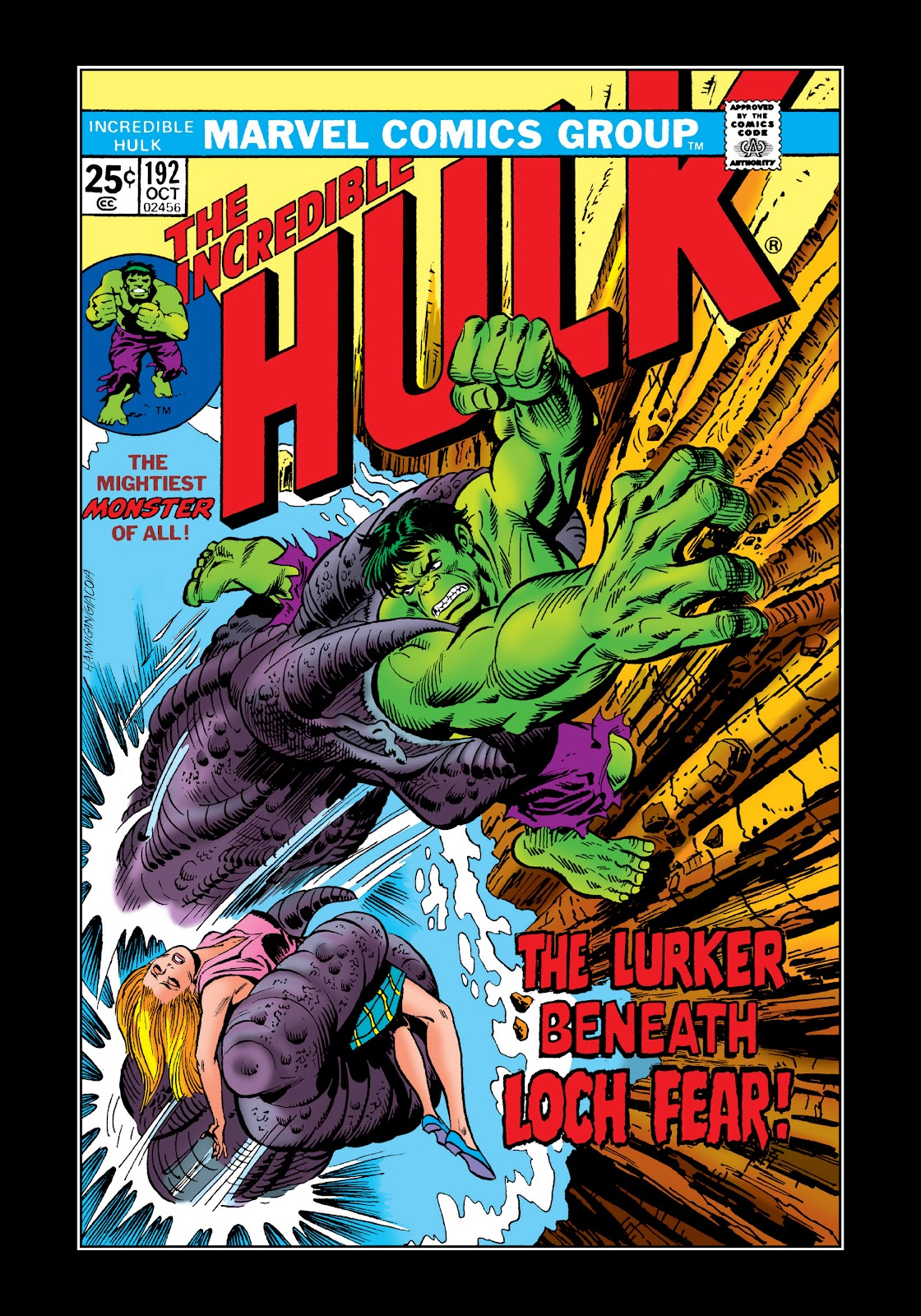 Read online Marvel Masterworks: The Incredible Hulk comic -  Issue # TPB 11 (Part 2) - 58