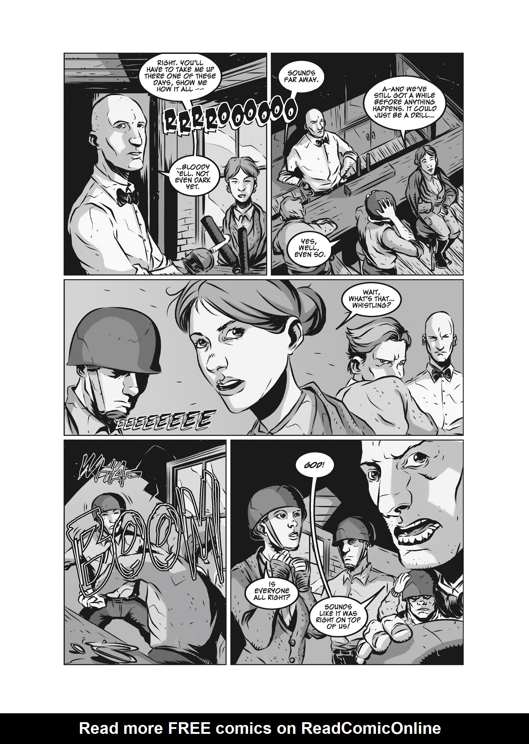Read online FUBAR comic -  Issue #3 - 275