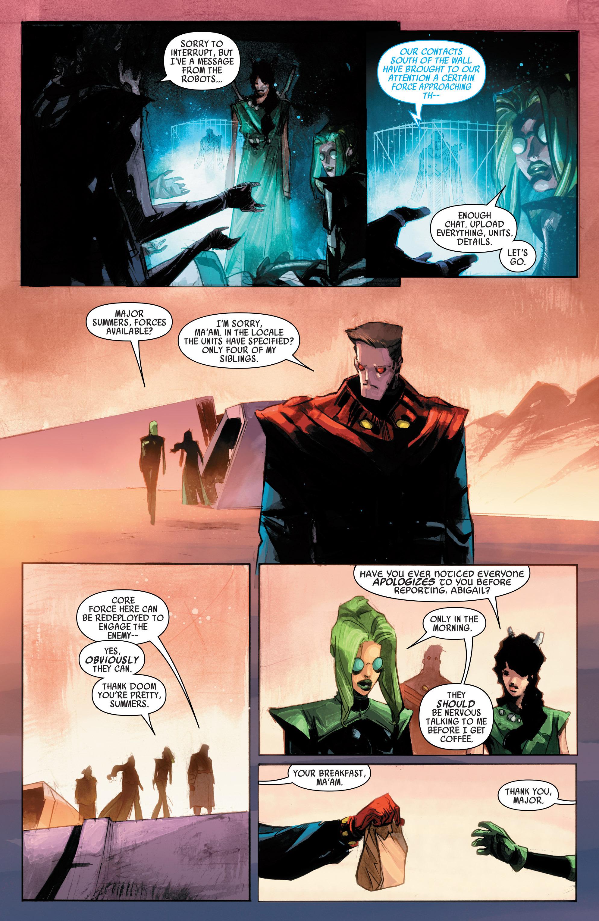 Read online Siege (2015) comic -  Issue #1 - 8