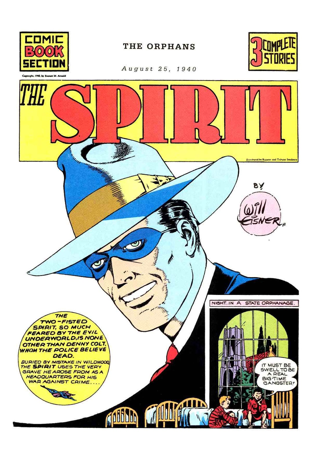 Read online Will Eisner's The Spirit Archives comic -  Issue # TPB 1 (Part 1) - 86