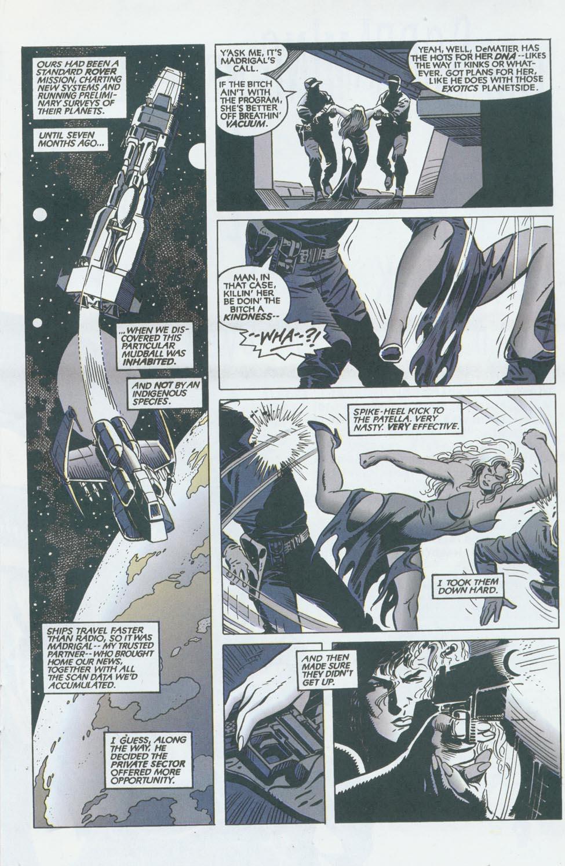 Read online Aliens/Predator: The Deadliest of the Species comic -  Issue #10 - 14