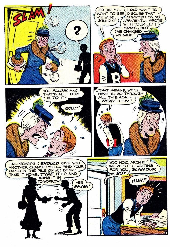 Archie Comics issue 028 - Page 12