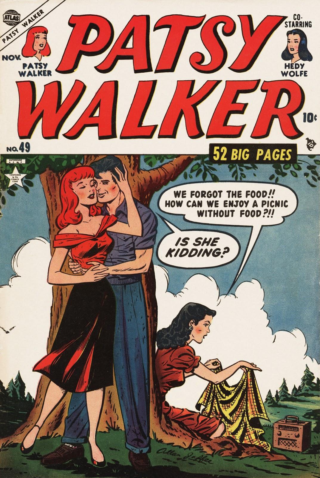Patsy Walker 49 Page 1