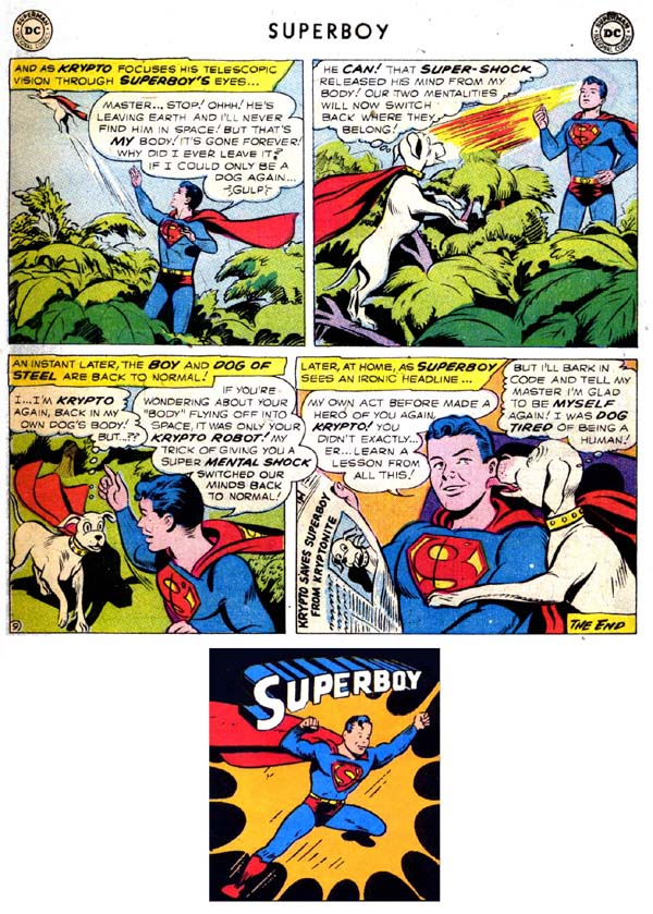 Superboy (1949) issue 71 - Page 10