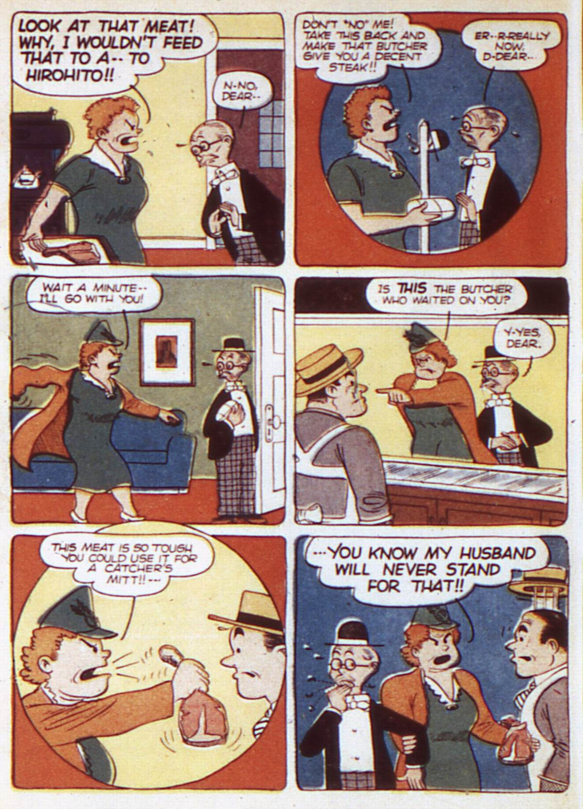 Read online Adventure Comics (1938) comic -  Issue #84 - 24