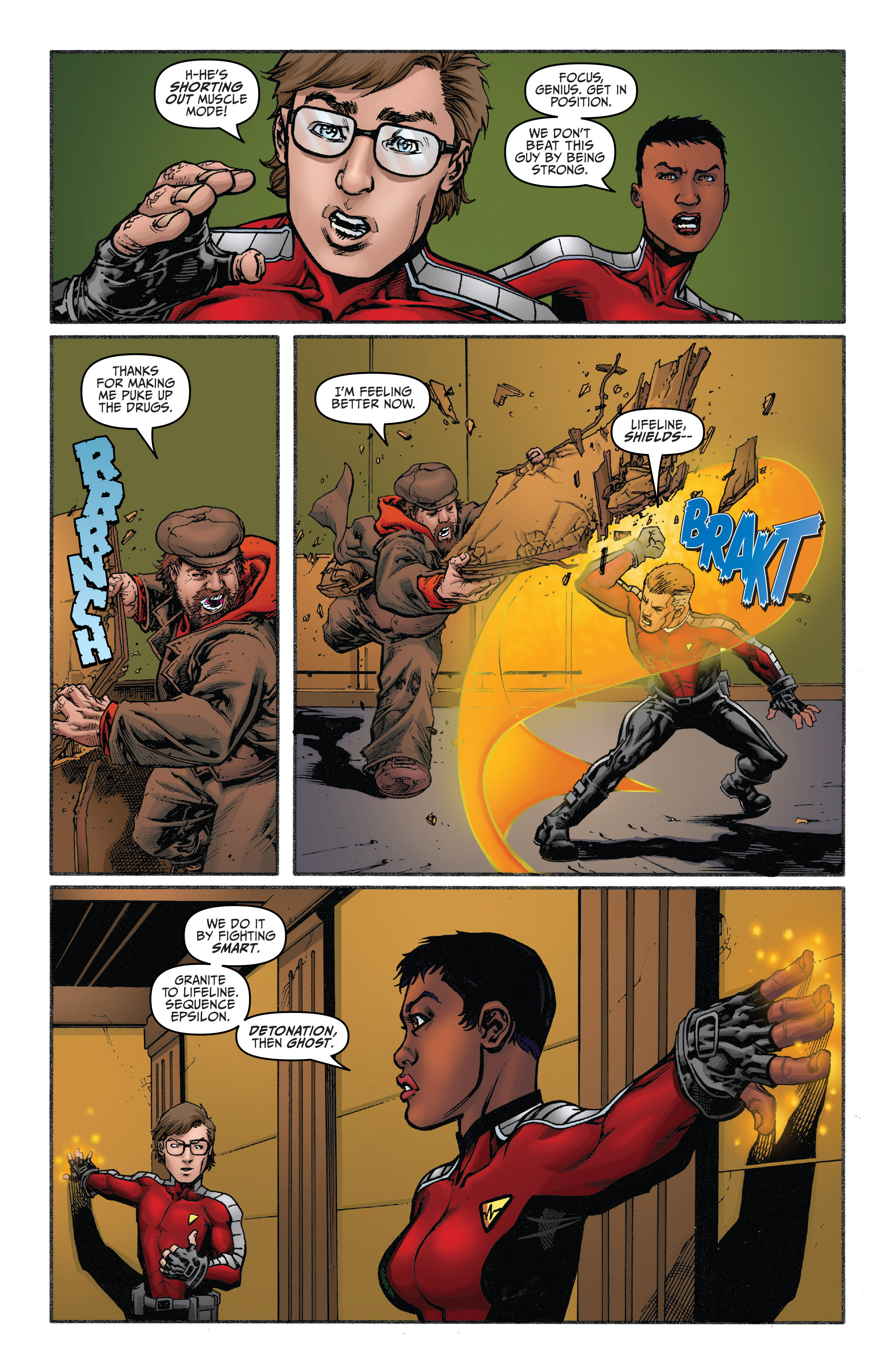 Read online Bloodshot and H.A.R.D.Corps comic -  Issue #20 - 10