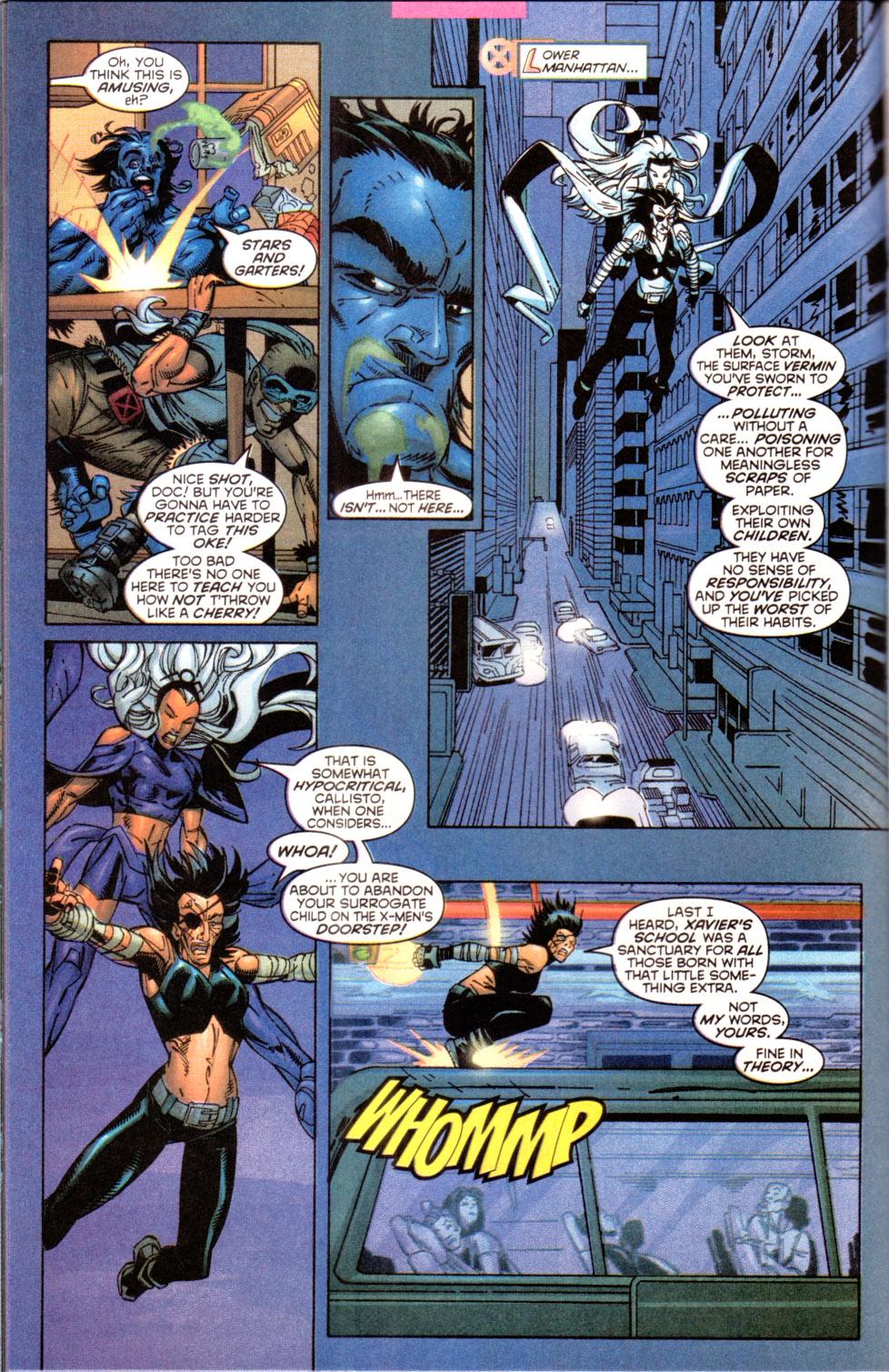 X-Men (1991) 79 Page 10