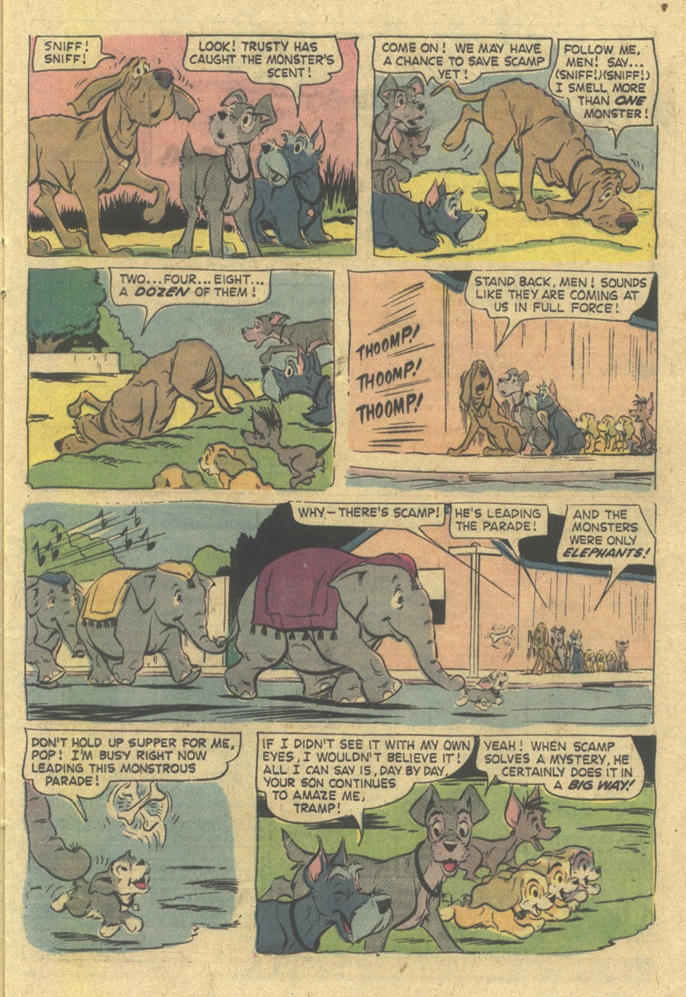 Scamp (1967) issue 33 - Page 13