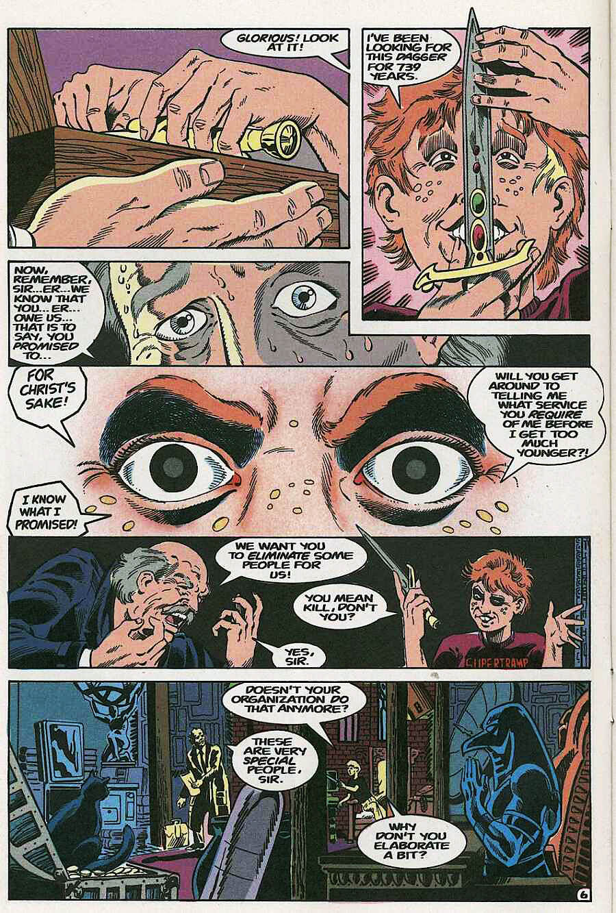 Elementals (1984) issue 19 - Page 8