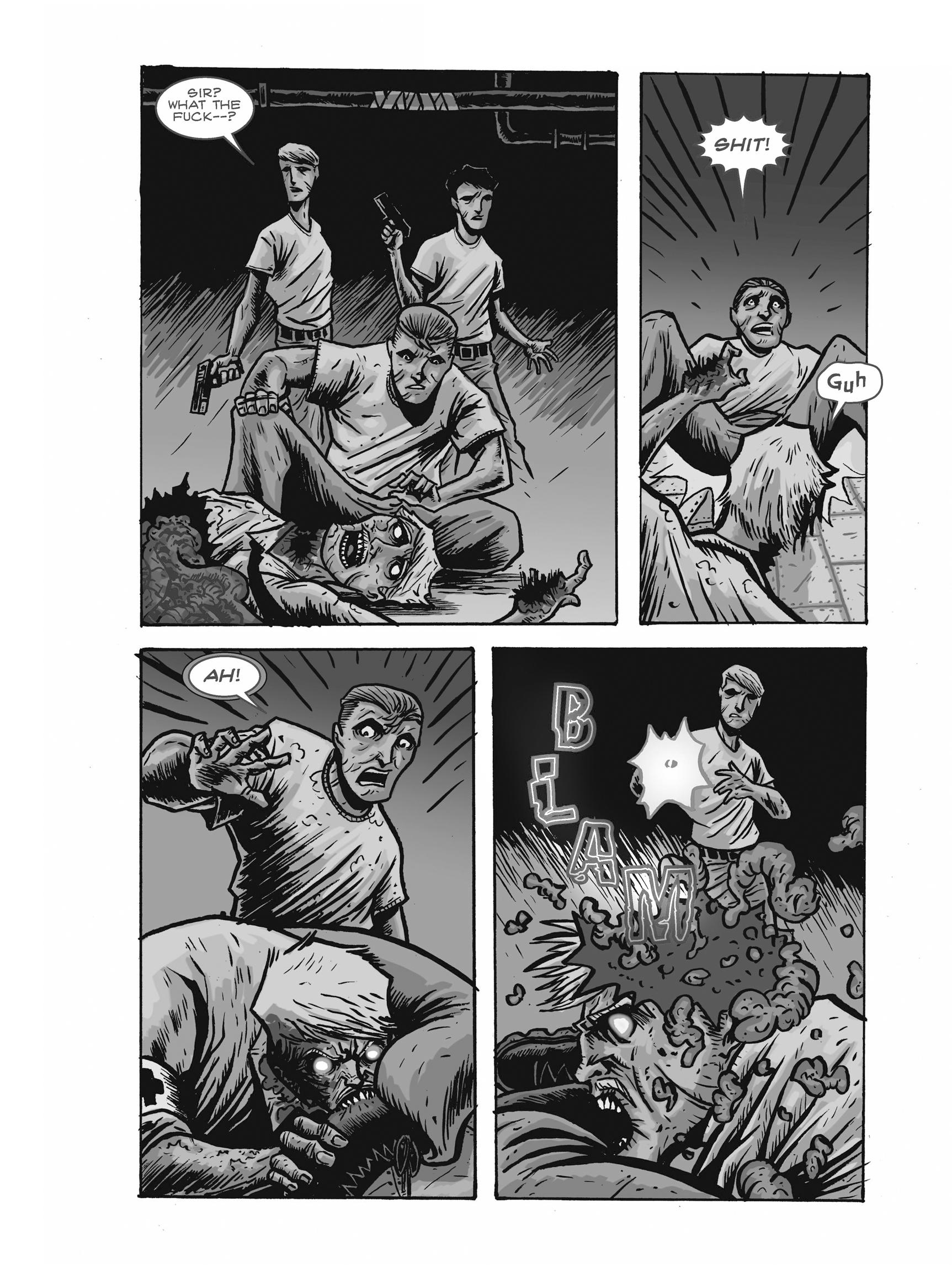 Read online FUBAR comic -  Issue #2 - 78