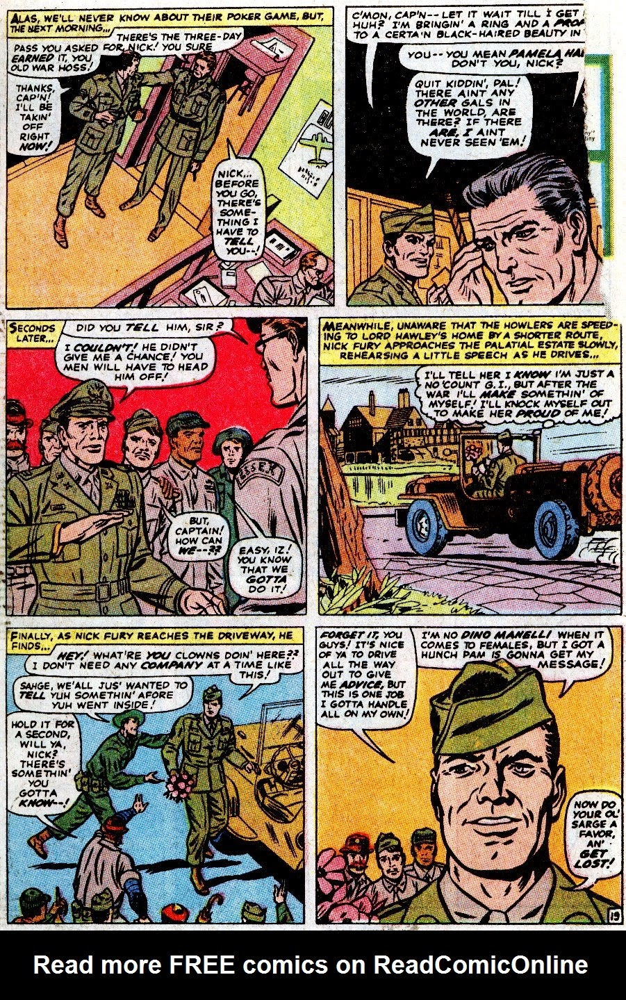Sgt. Fury issue _Special_6 - Page 33
