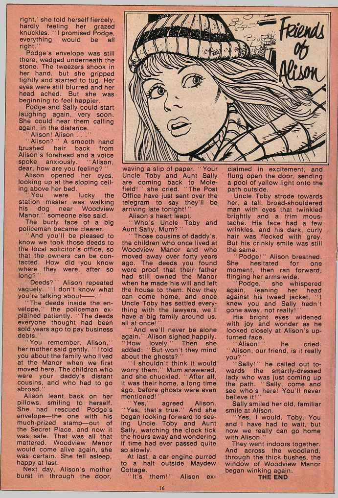 Read online Misty comic -  Issue # _Annual 1979 - 16