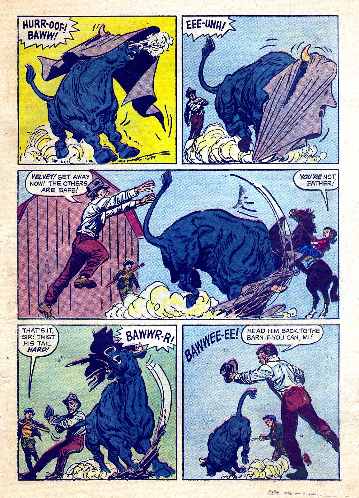 Four Color Comics issue 1195 - Page 30