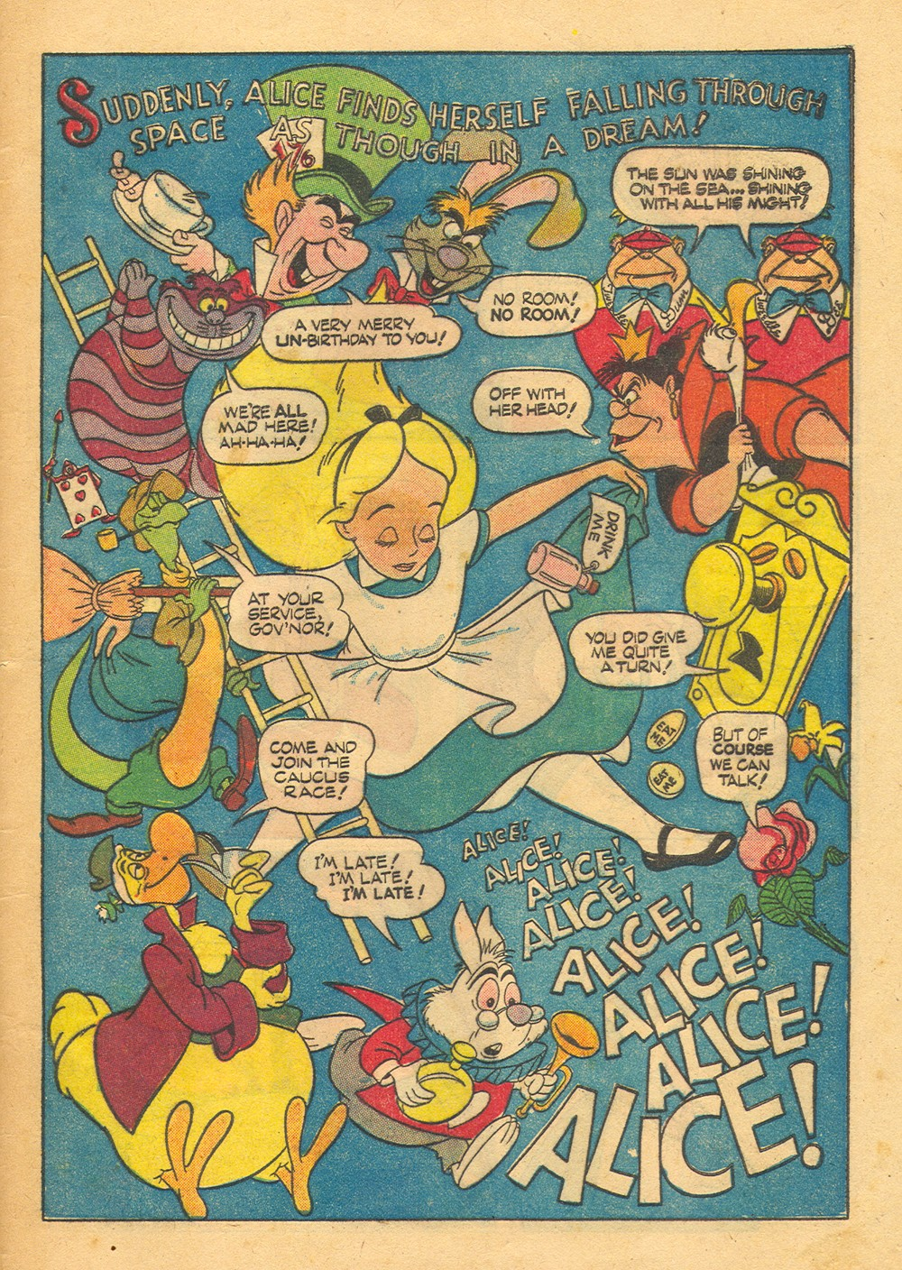 Four Color Comics issue 331 - Page 49