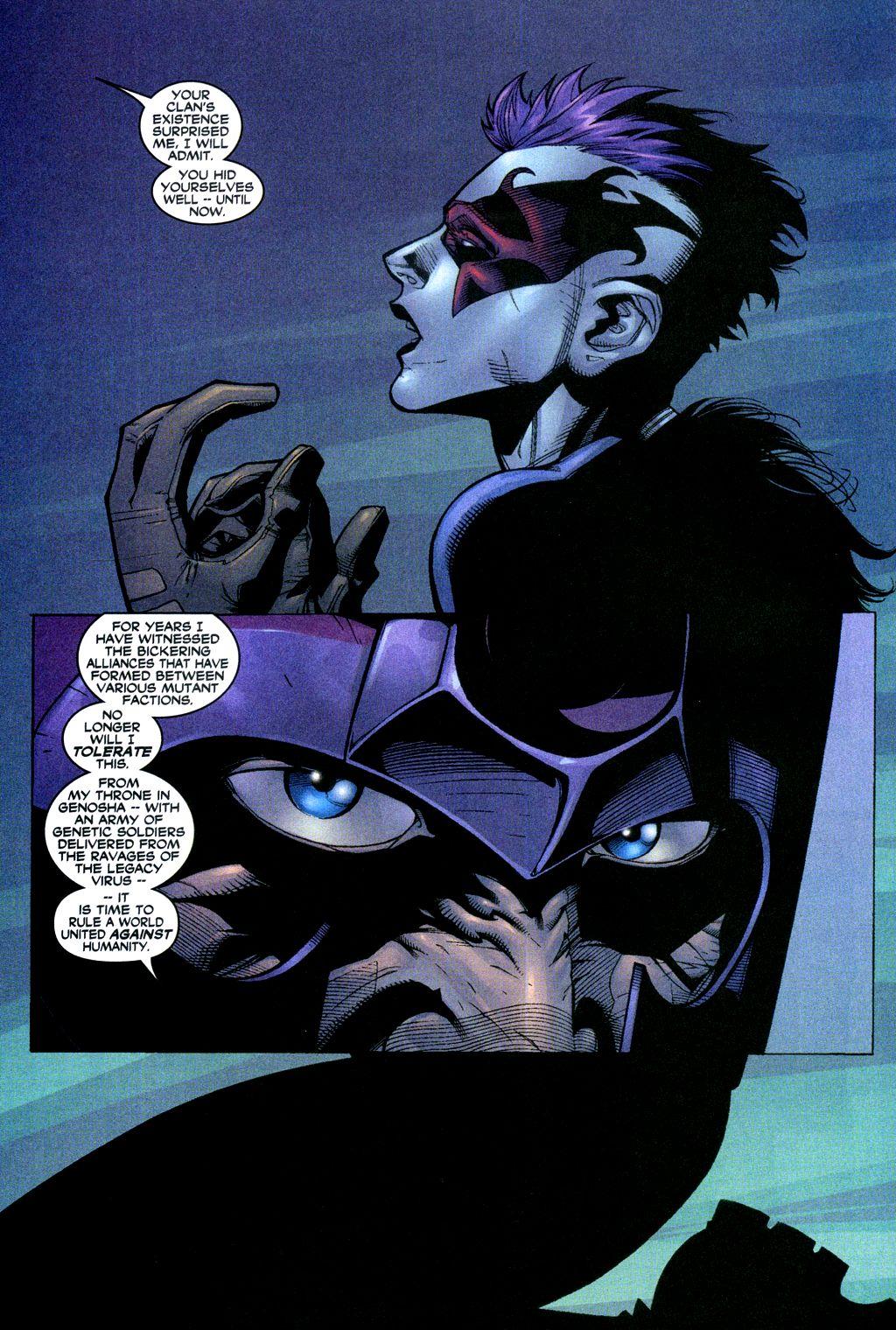 X-Men (1991) 110 Page 19