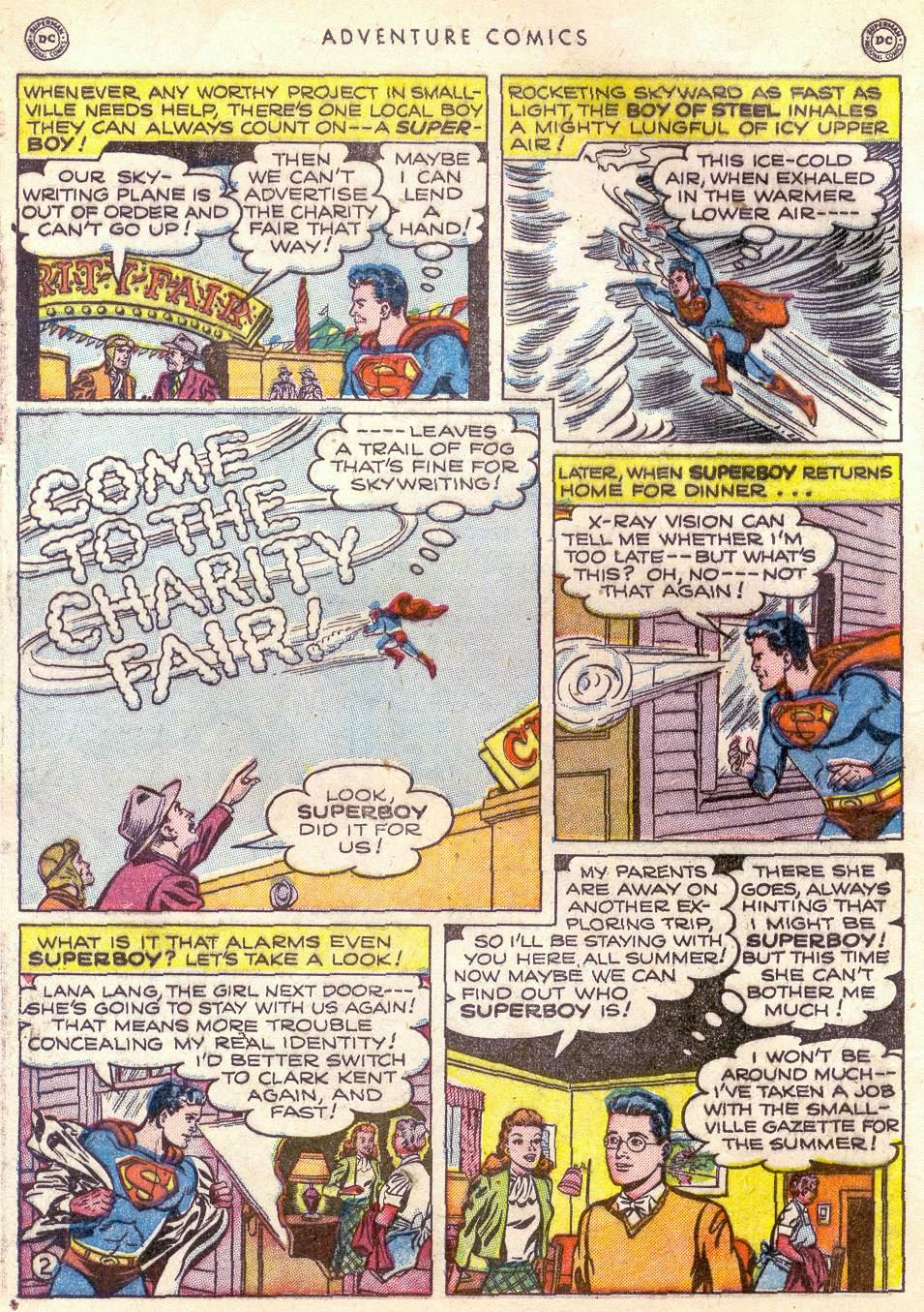 Read online Adventure Comics (1938) comic -  Issue #161 - 4