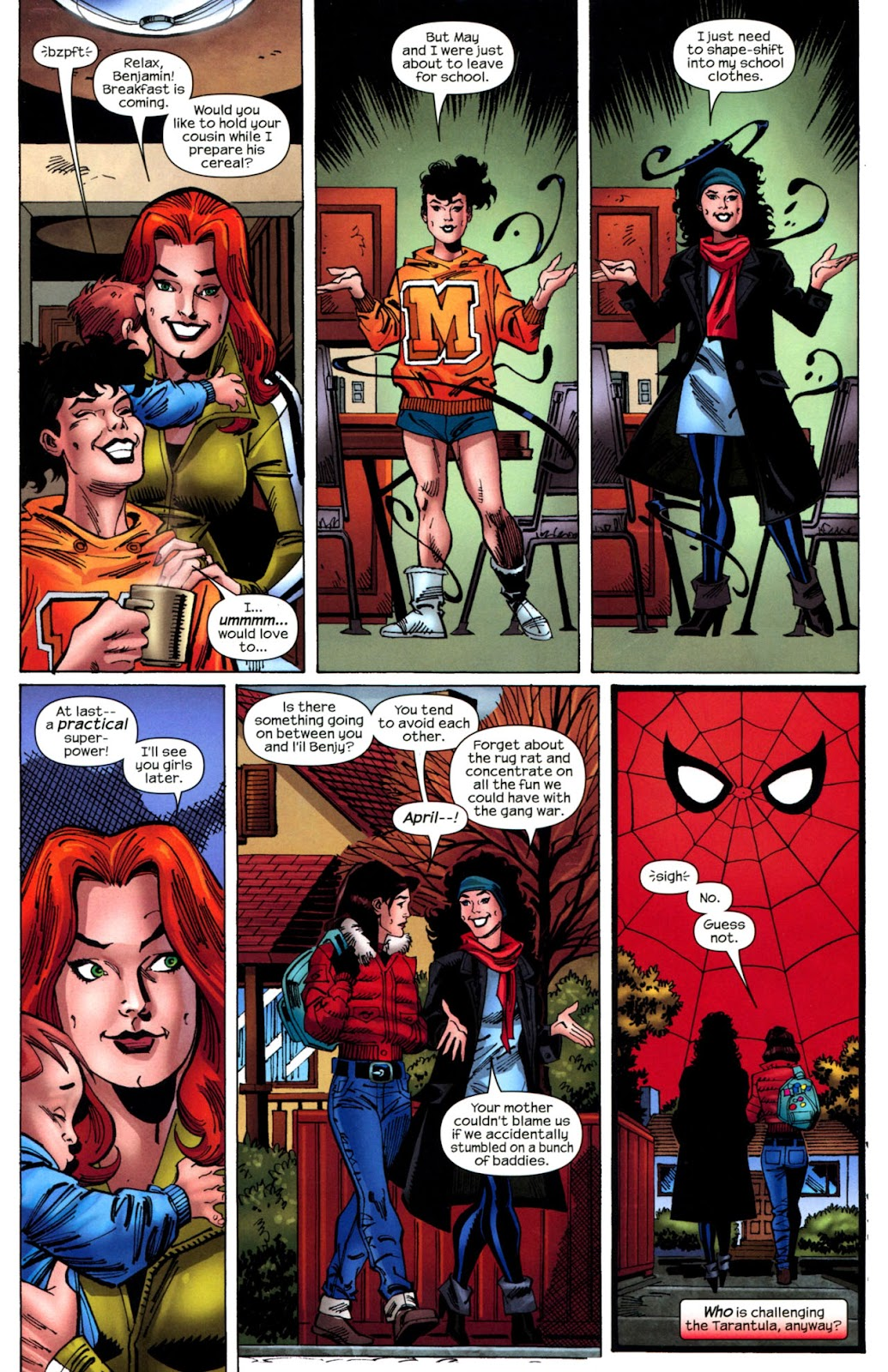 Web of Spider-Man (2009) Issue #5 #5 - English 19
