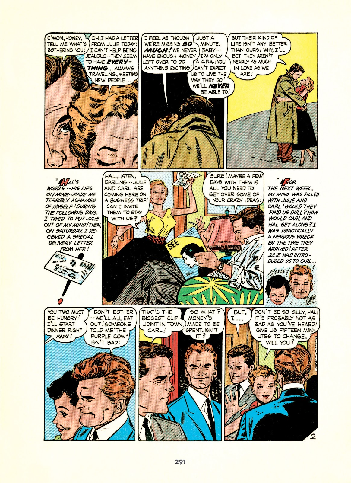 Read online Setting the Standard: Comics by Alex Toth 1952-1954 comic -  Issue # TPB (Part 3) - 92