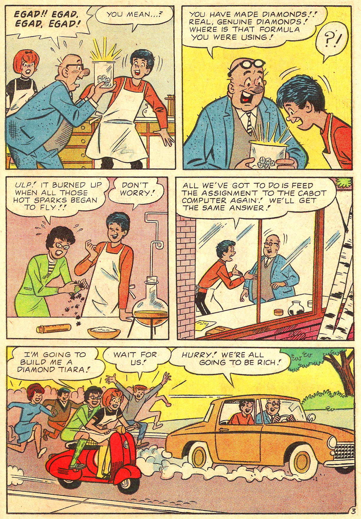 Read online She's Josie comic -  Issue #18 - 31