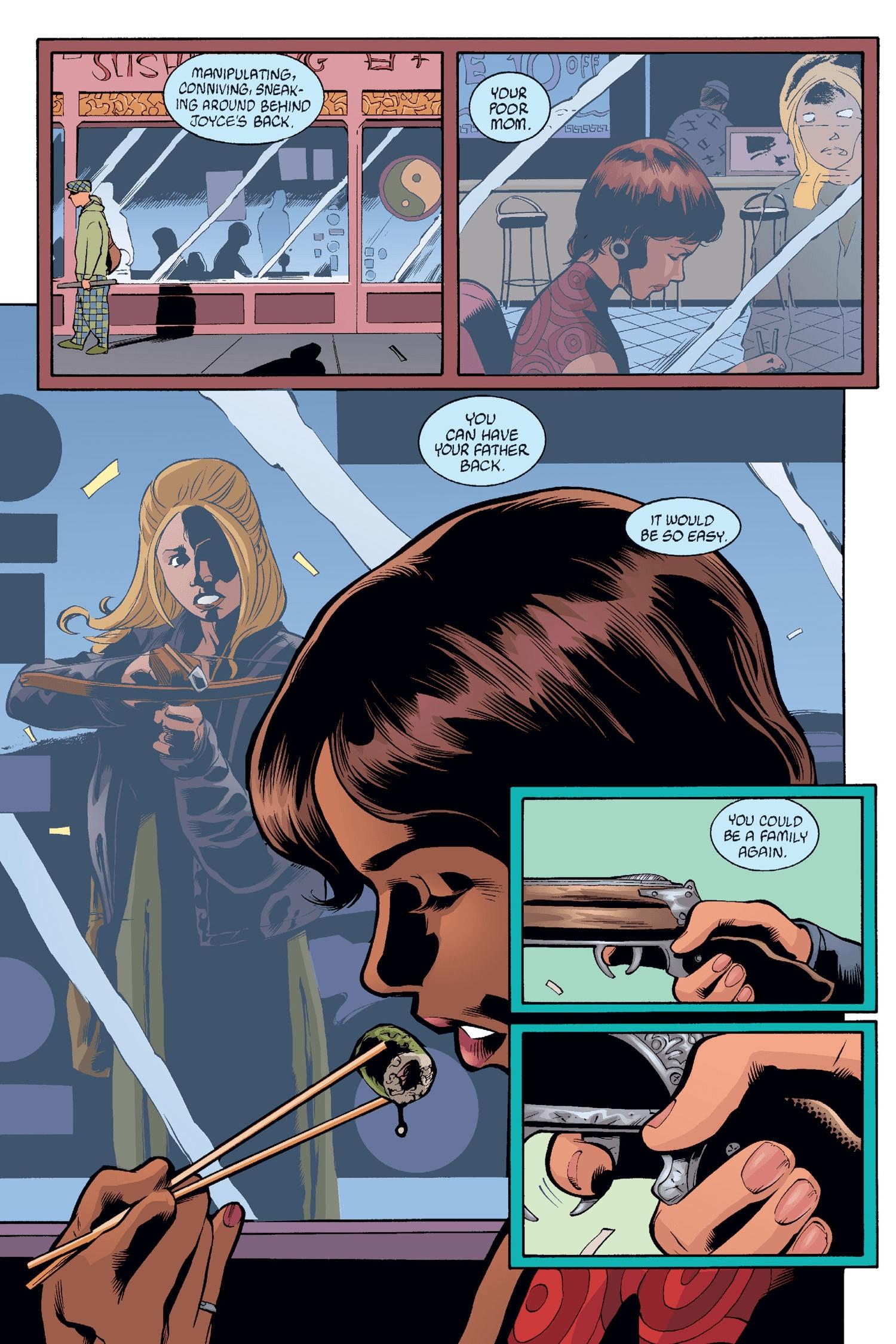 Read online Buffy the Vampire Slayer: Omnibus comic -  Issue # TPB 2 - 36