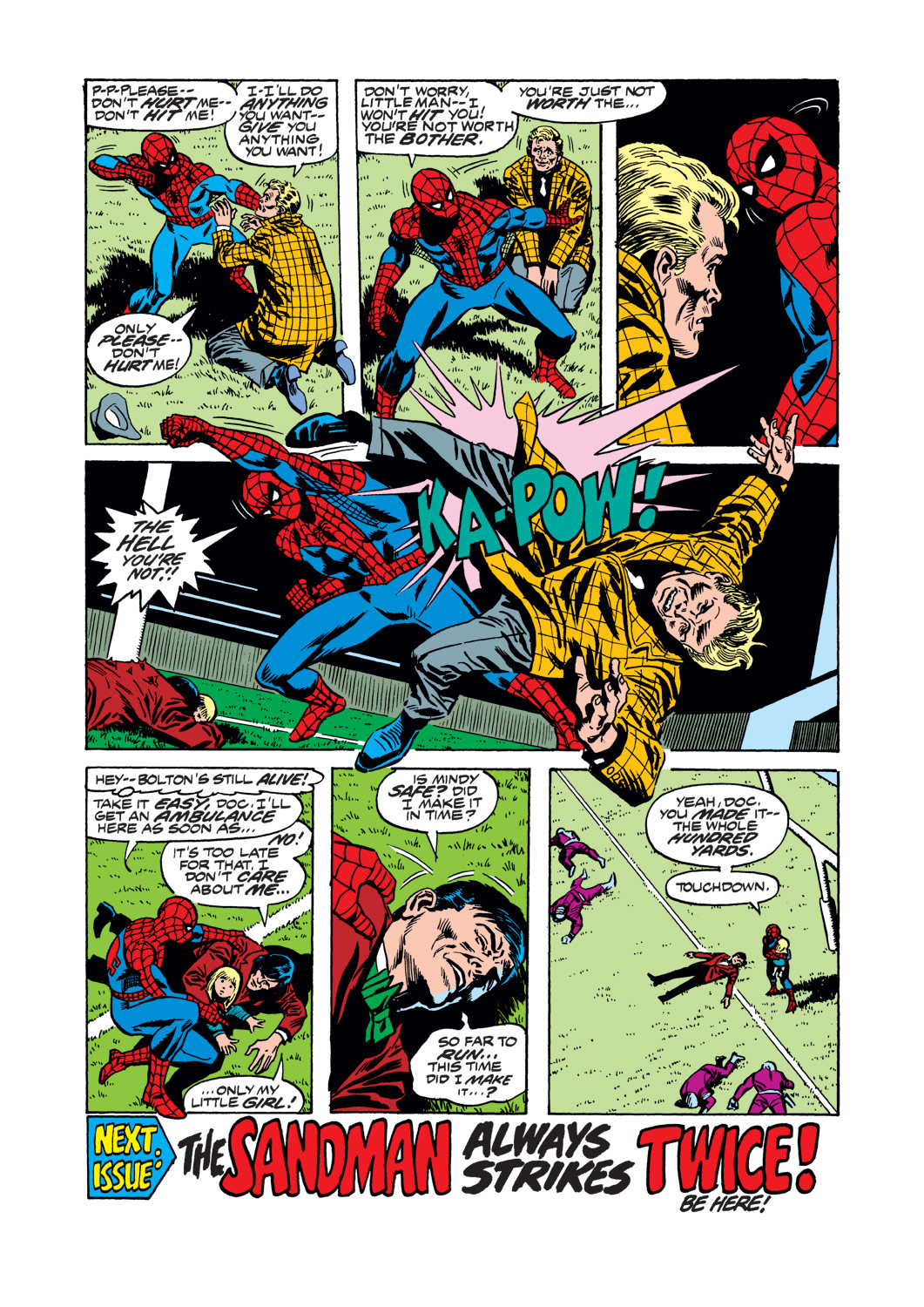 The Amazing Spider-Man (1963) 153 Page 18