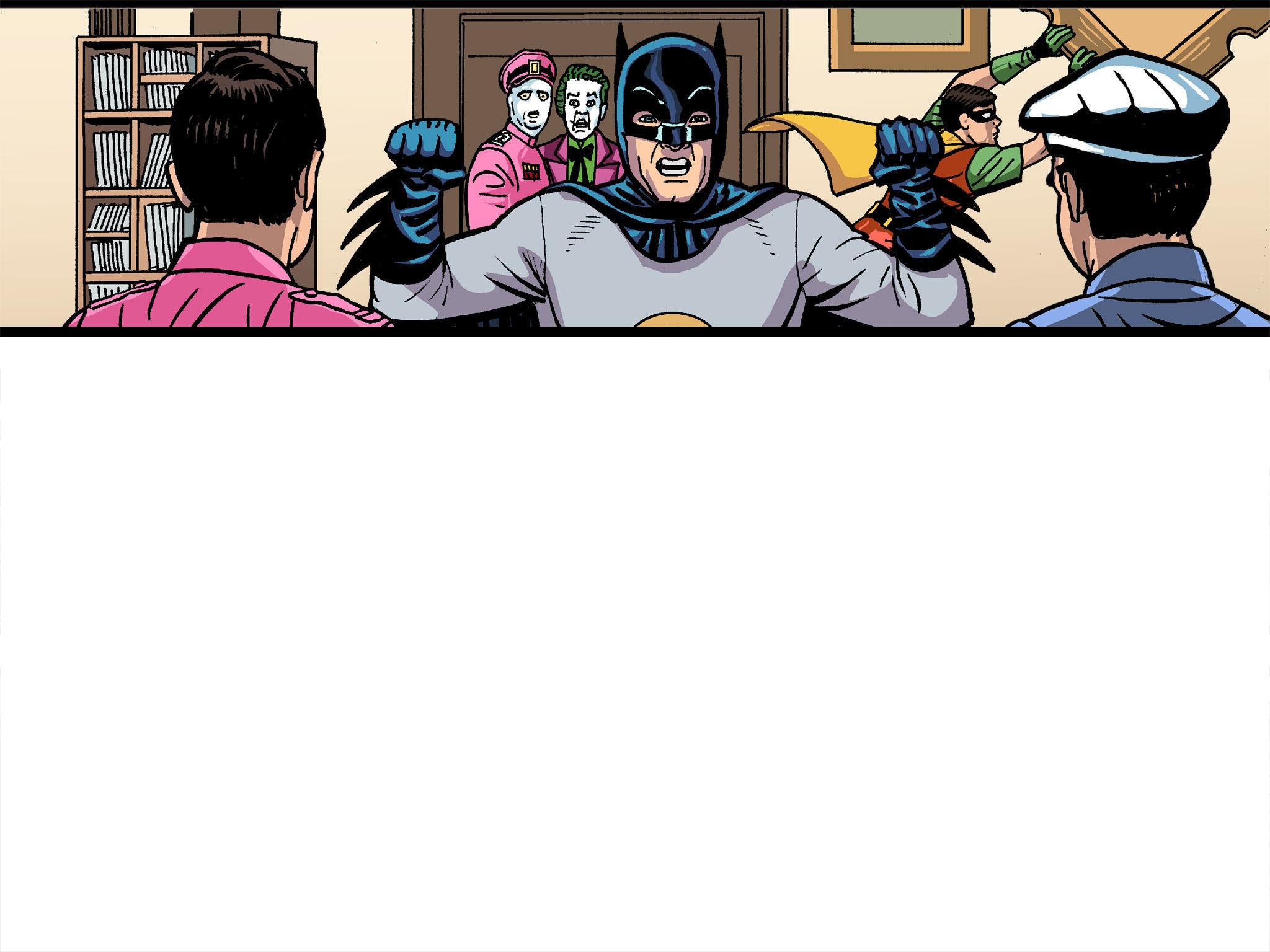 Read online Batman '66 Meets the Green Hornet [II] comic -  Issue #4 - 99